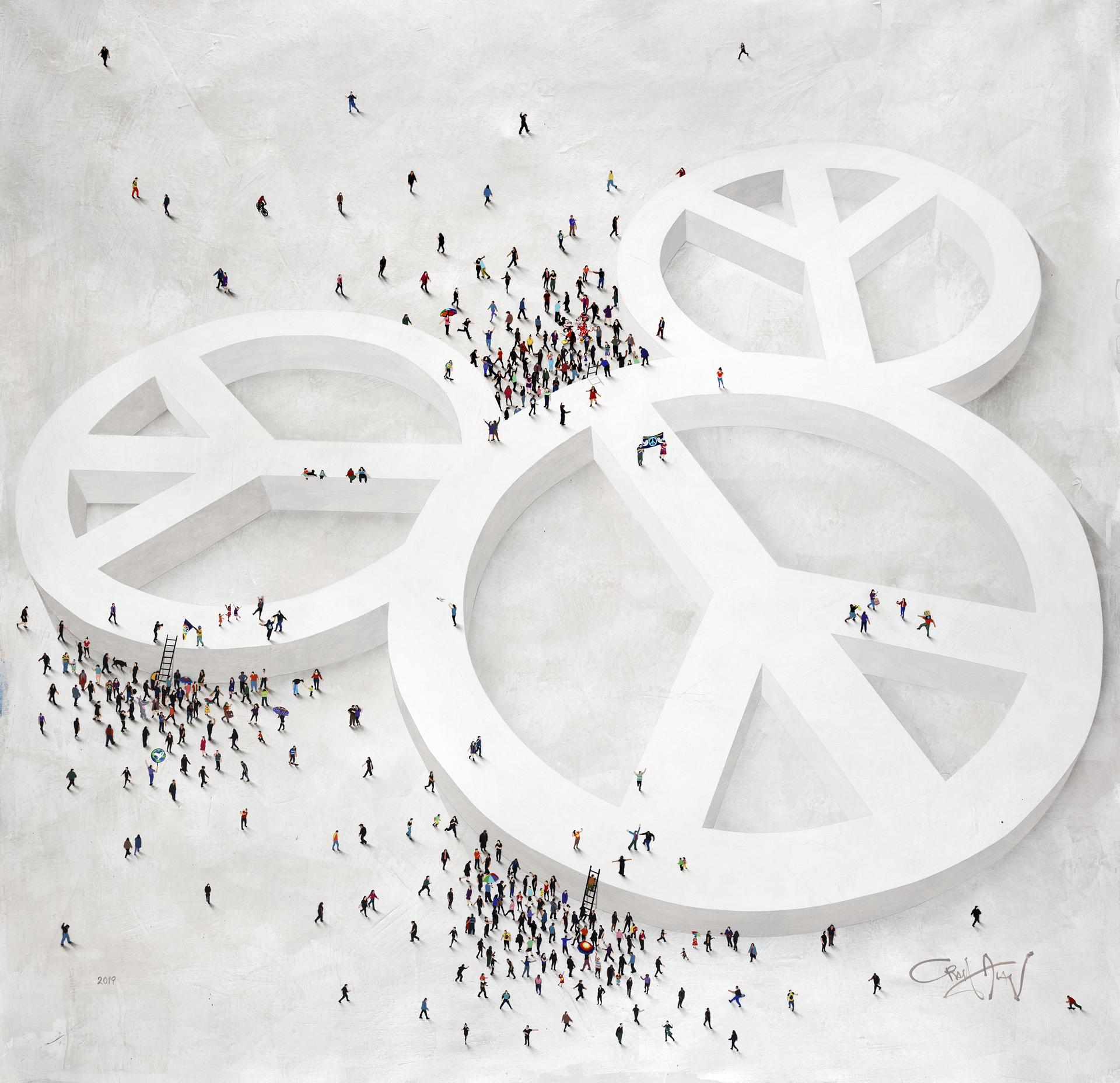 Platform for Peace by Craig Alan
