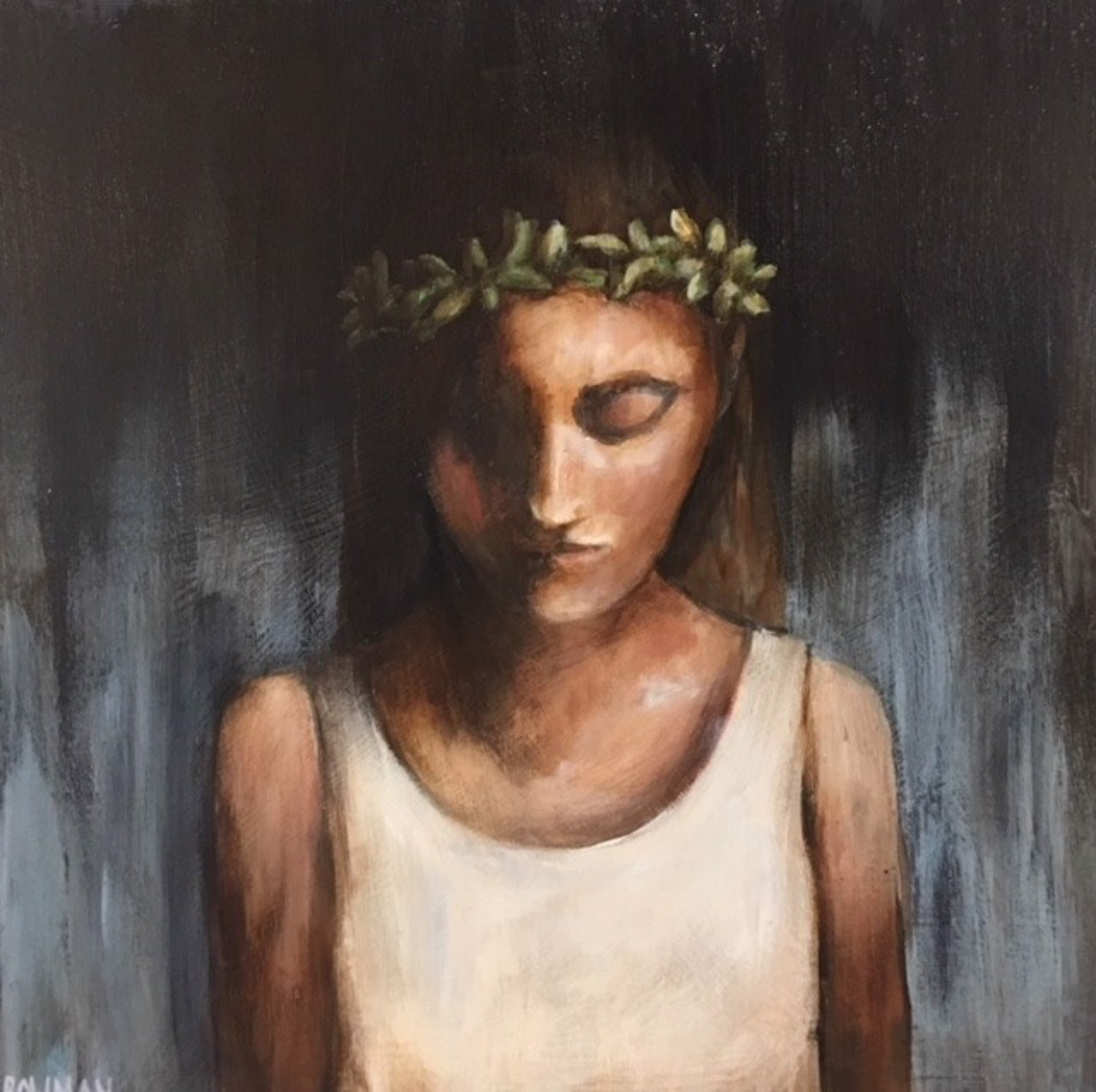 Crowned by Laura Bowman