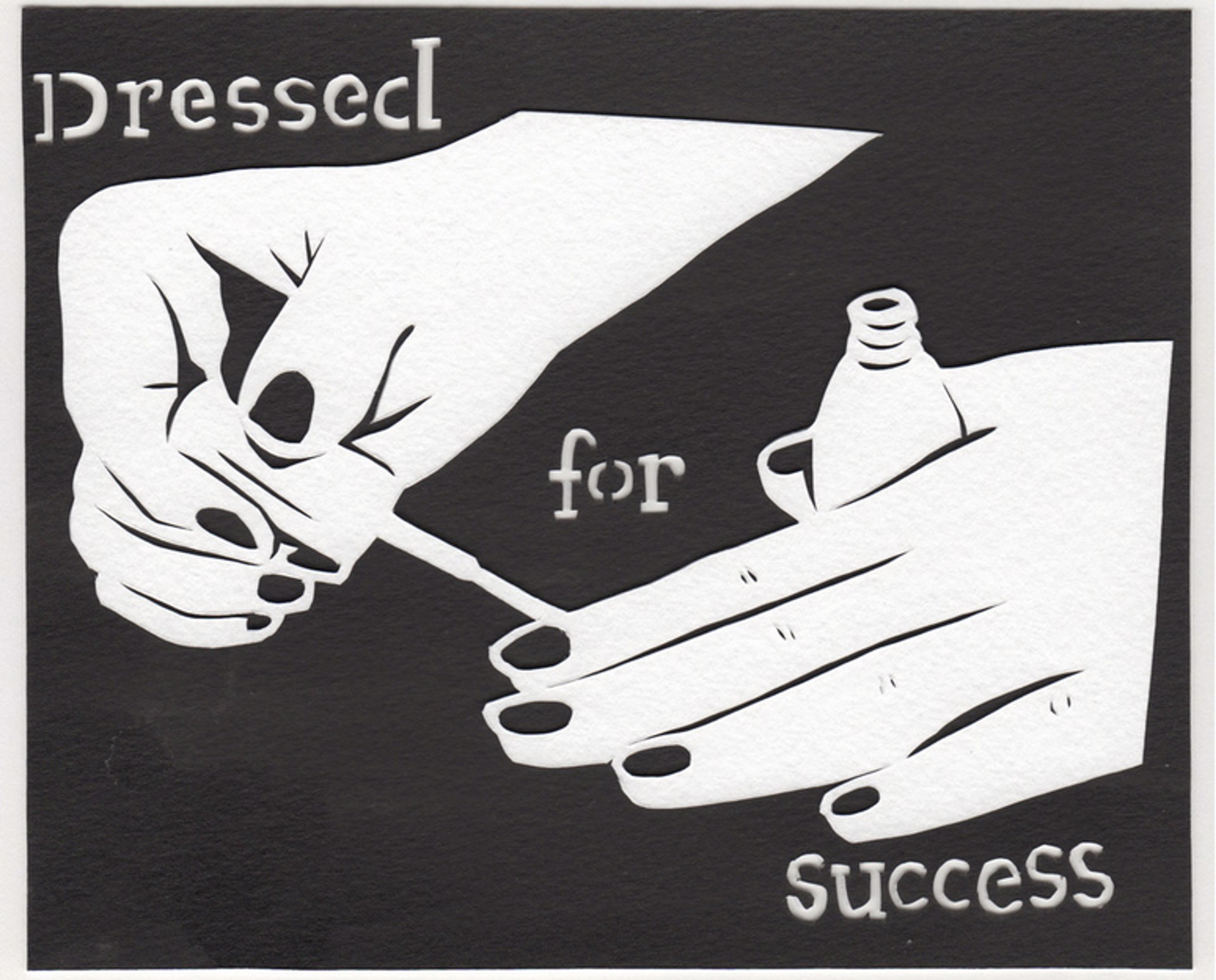 Dressed for Success by Lauren Iida | Early Works