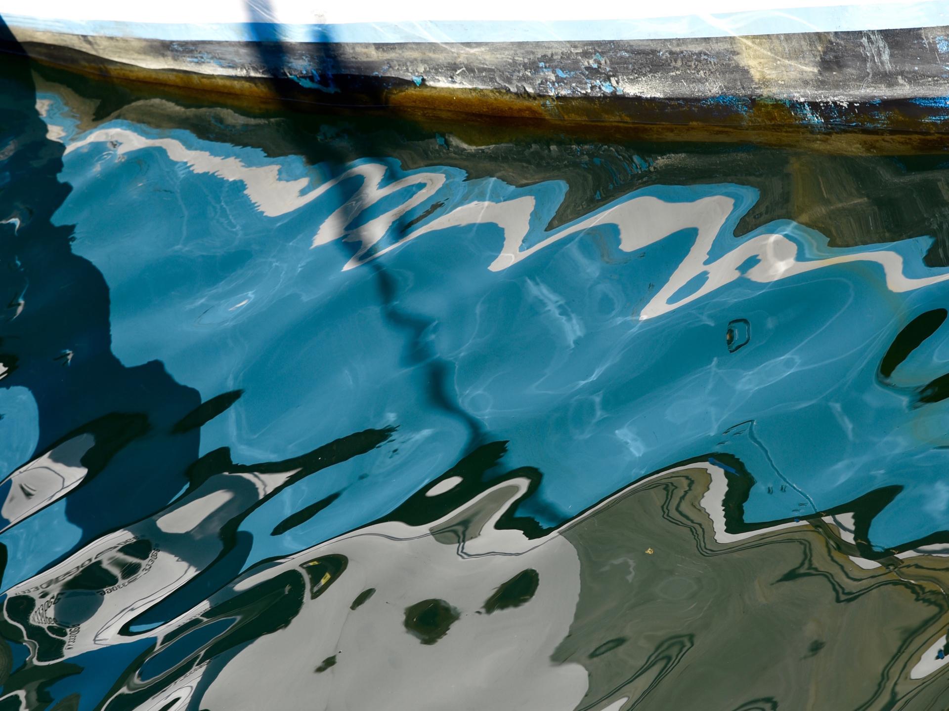 Montauk Reflections #2  by Kat O'Neill
