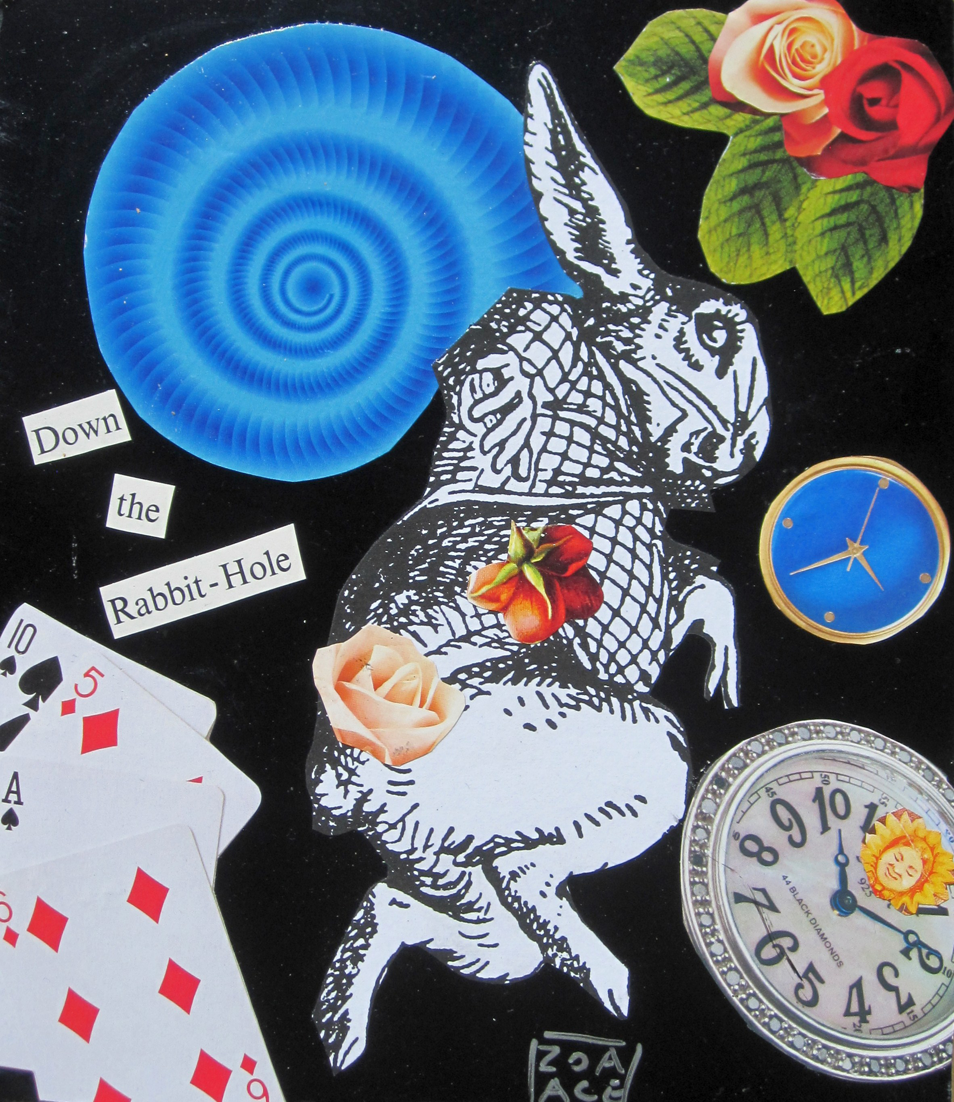 Down the Rabbit Hole by Zoa Ace