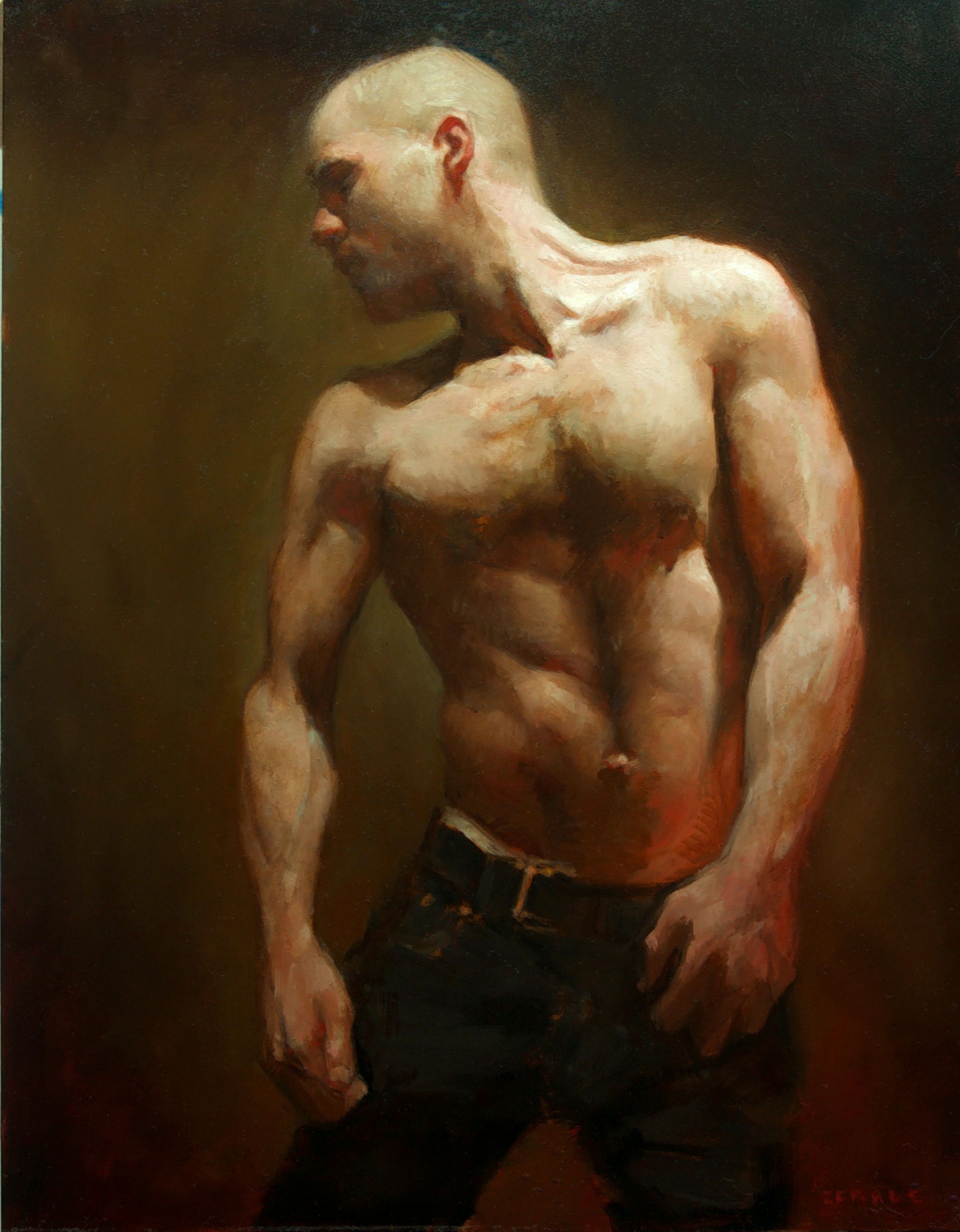 Warm Man by Zack Zdrale
