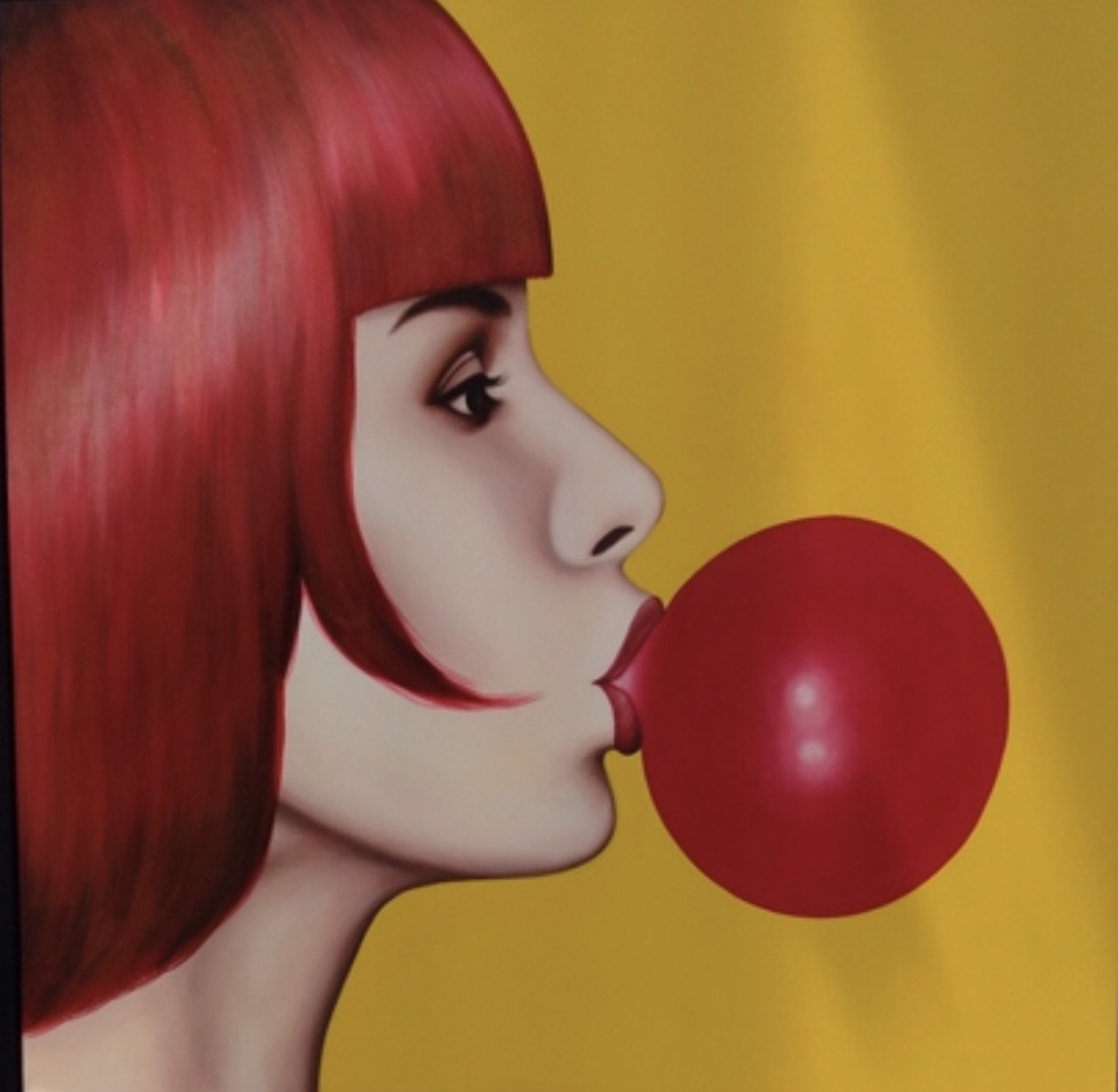 Bubble Girl by Buma Project