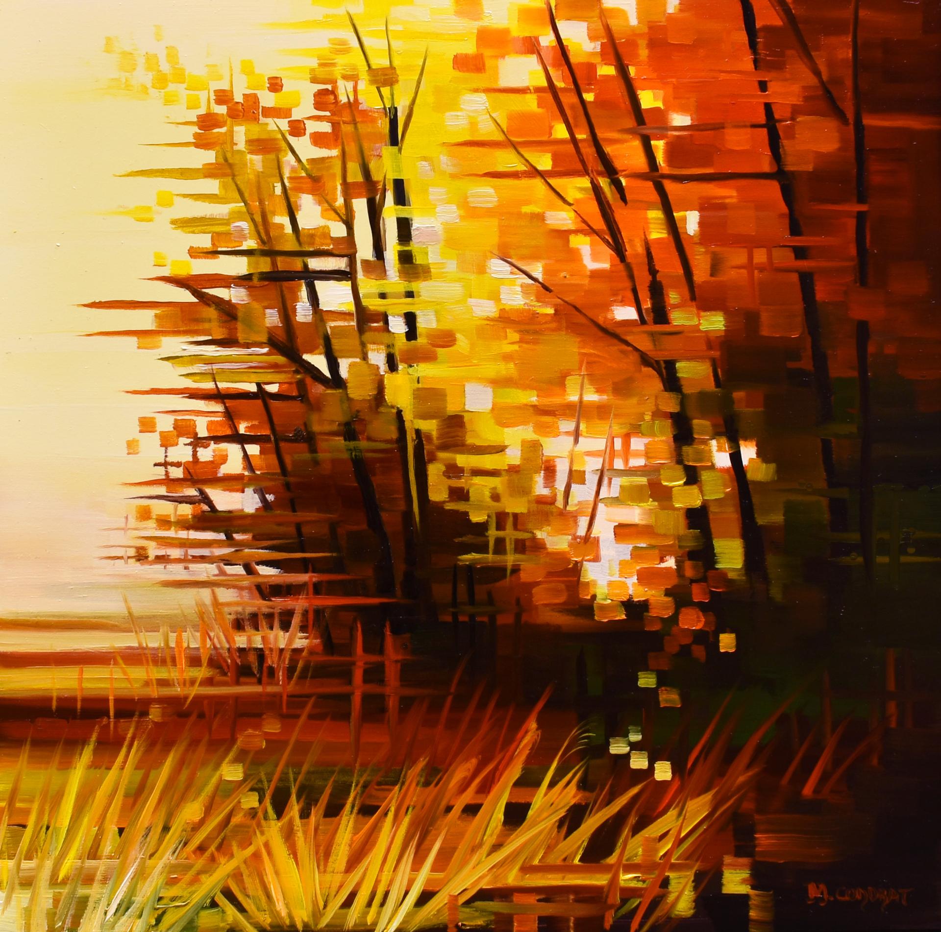 Autumn's Color Spectacular by Michelle Condrat