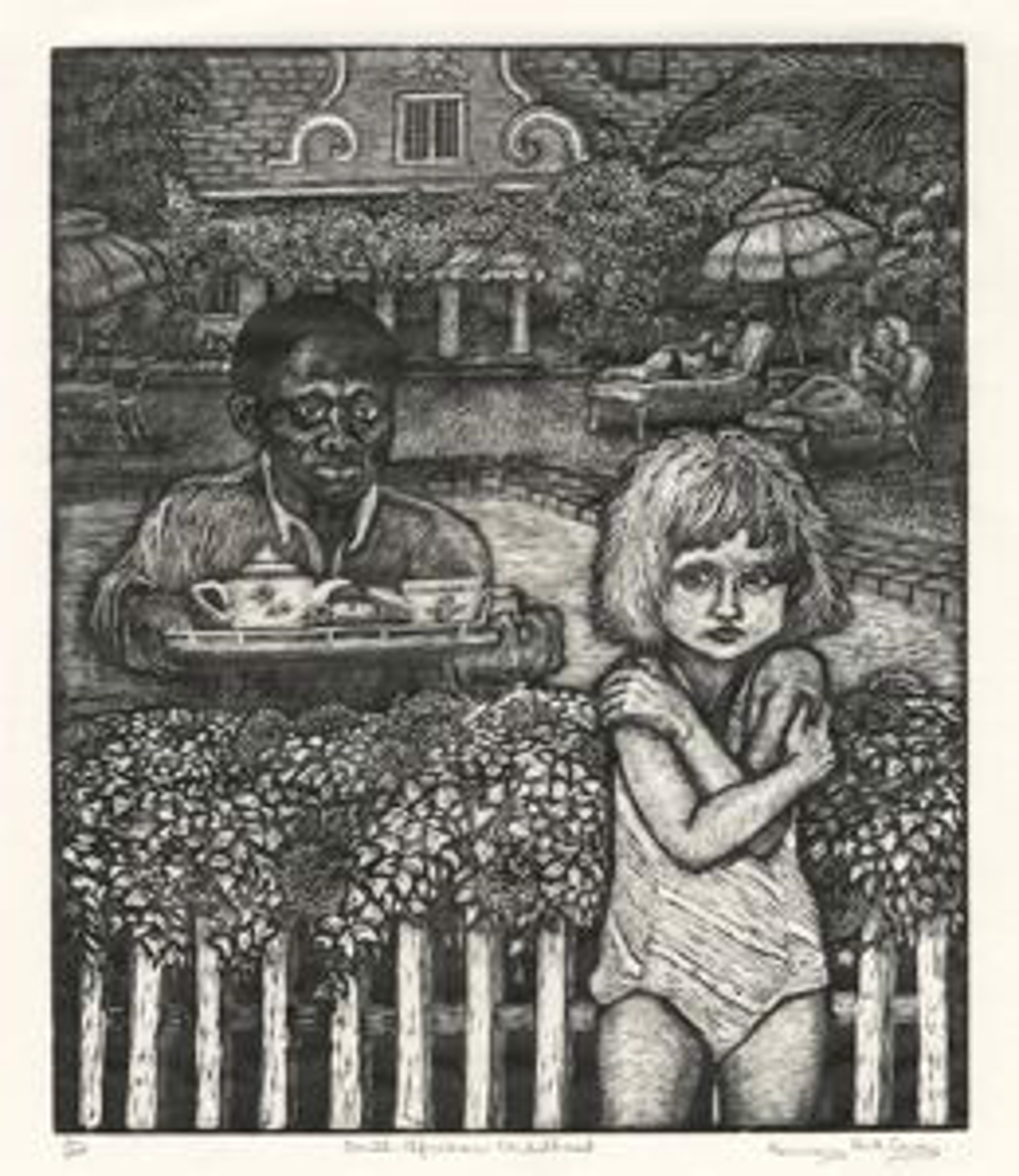 South African Childhood by Rosemary Feit Covey