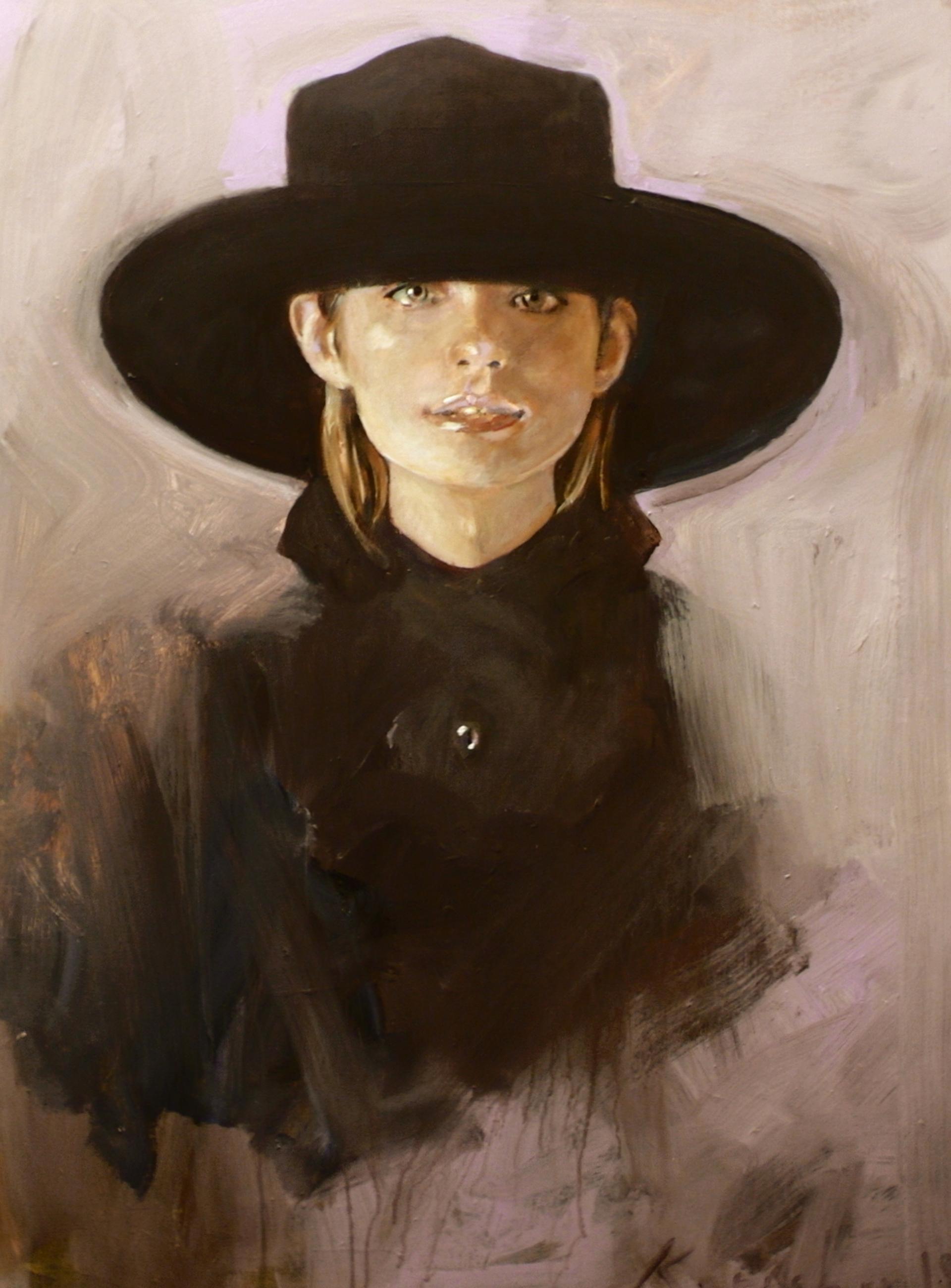 Black Hat #3 by Tobin G Karicher