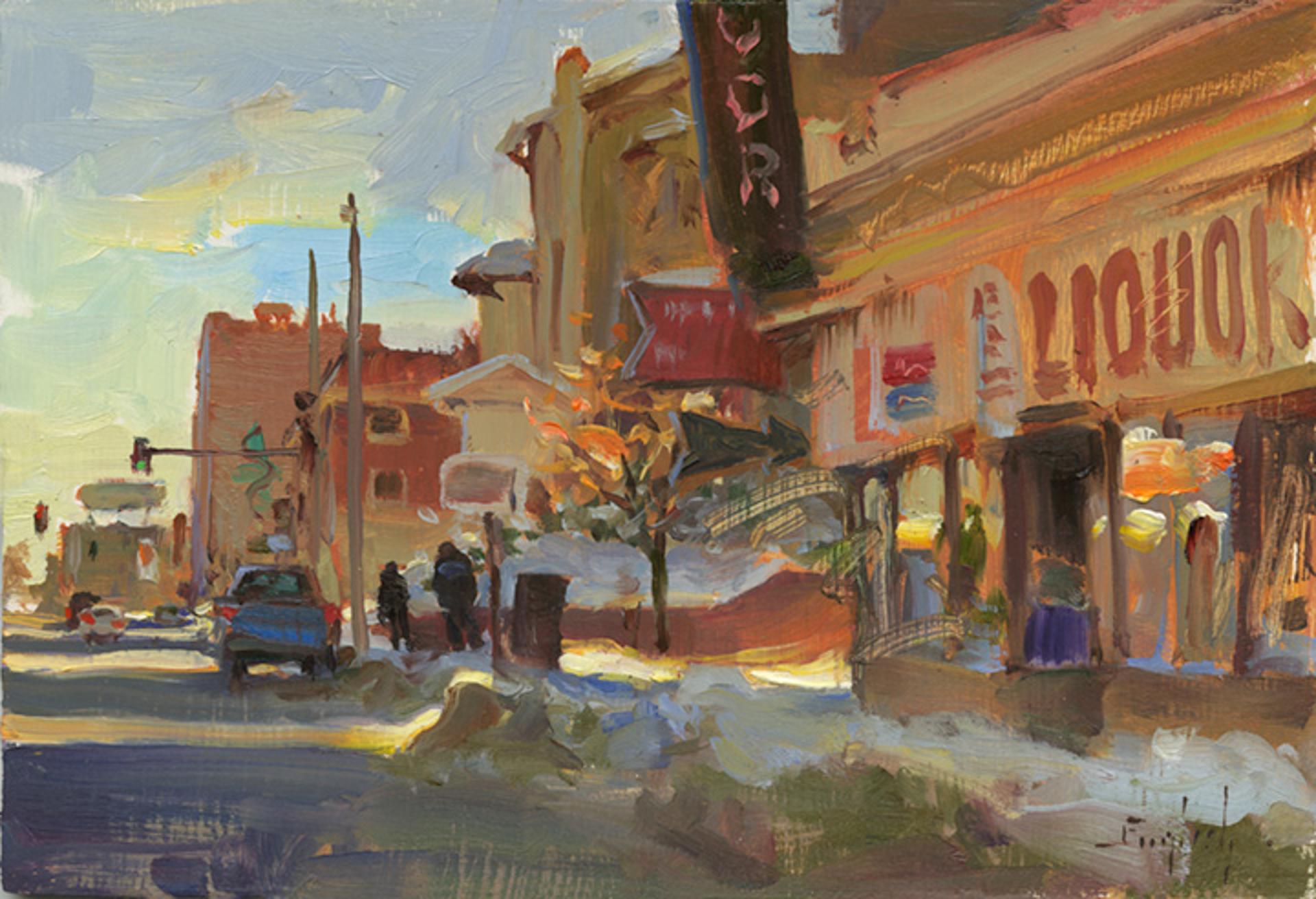 Colfax Avenue by Kim English