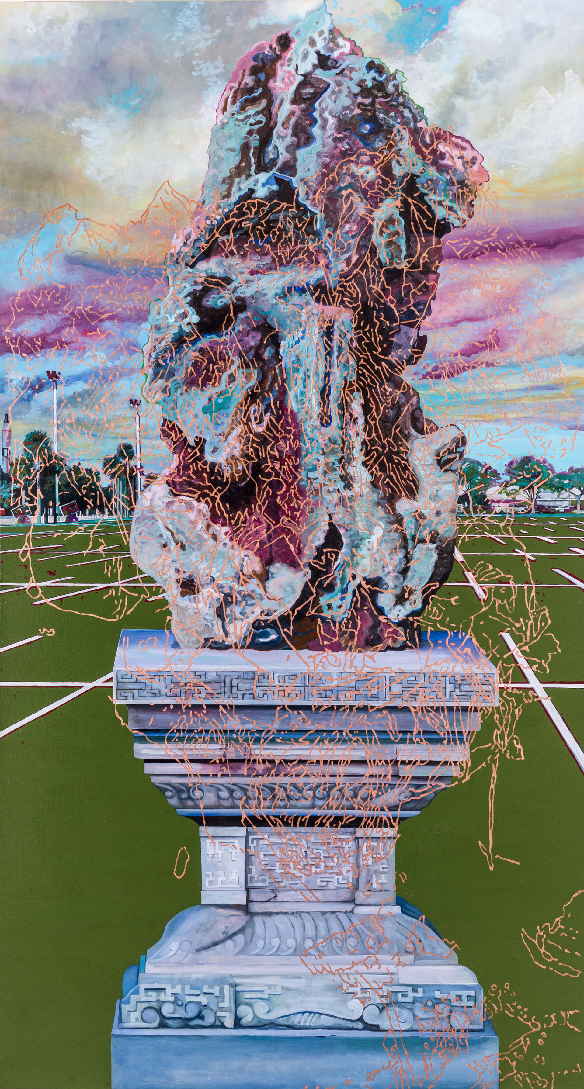 Standing Stone 3 by Melissa Furness