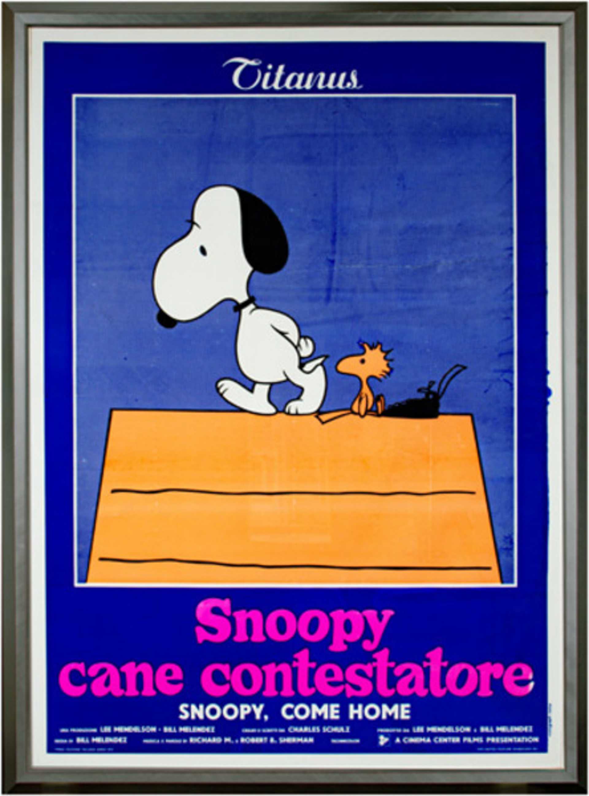 Snoopy Come Home by Charles Schulz