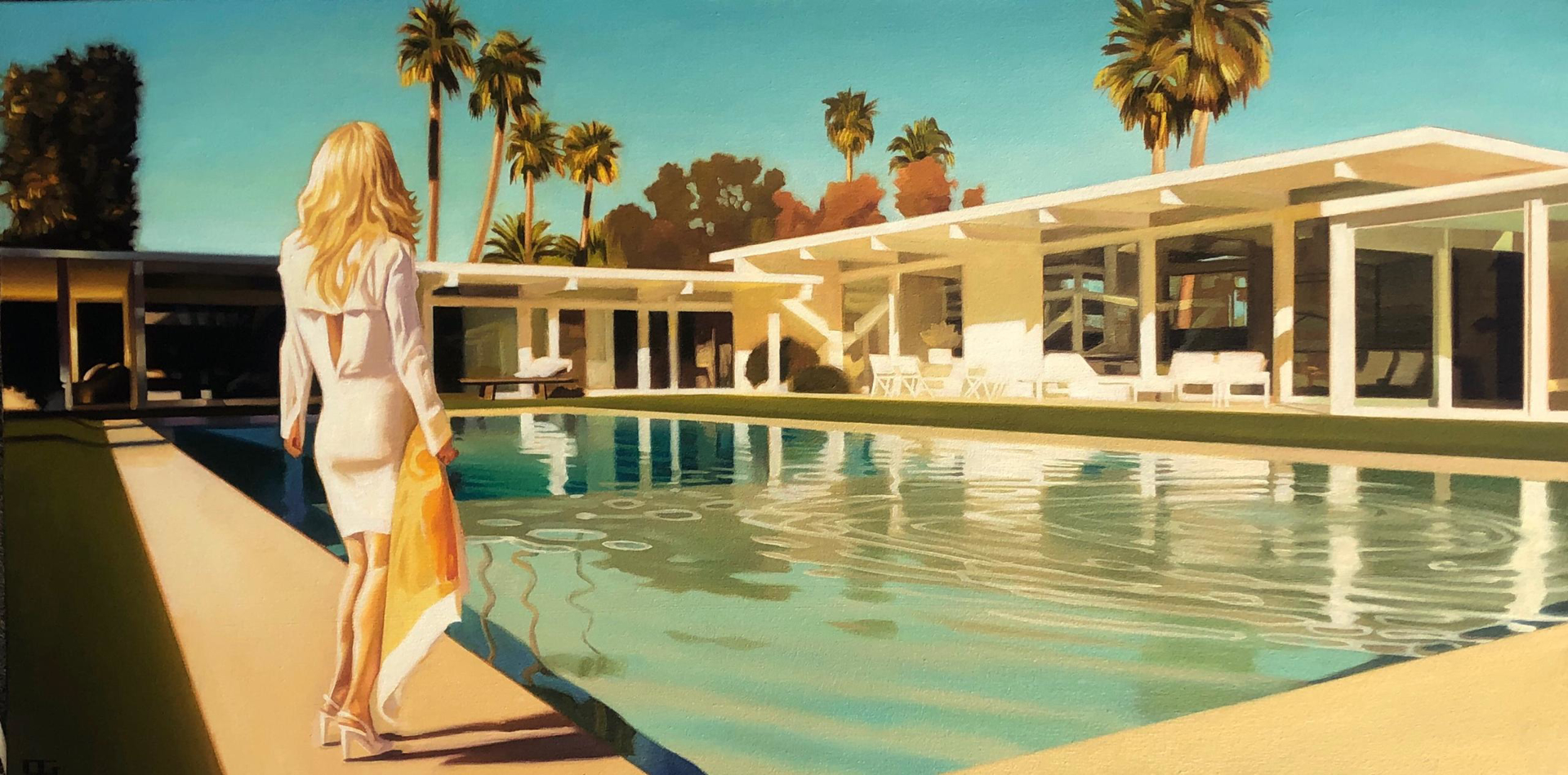 Before the Party by Carrie Graber