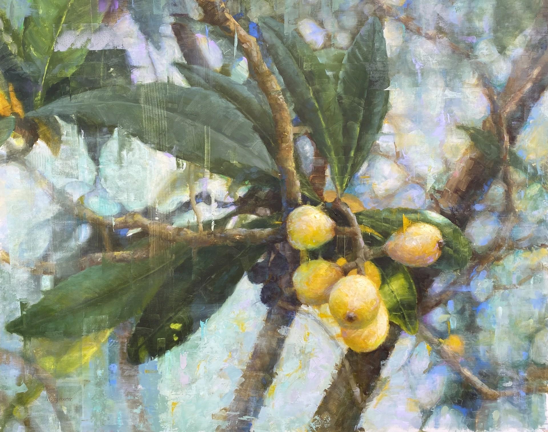 Summer Cluster by Nancy Hoerter