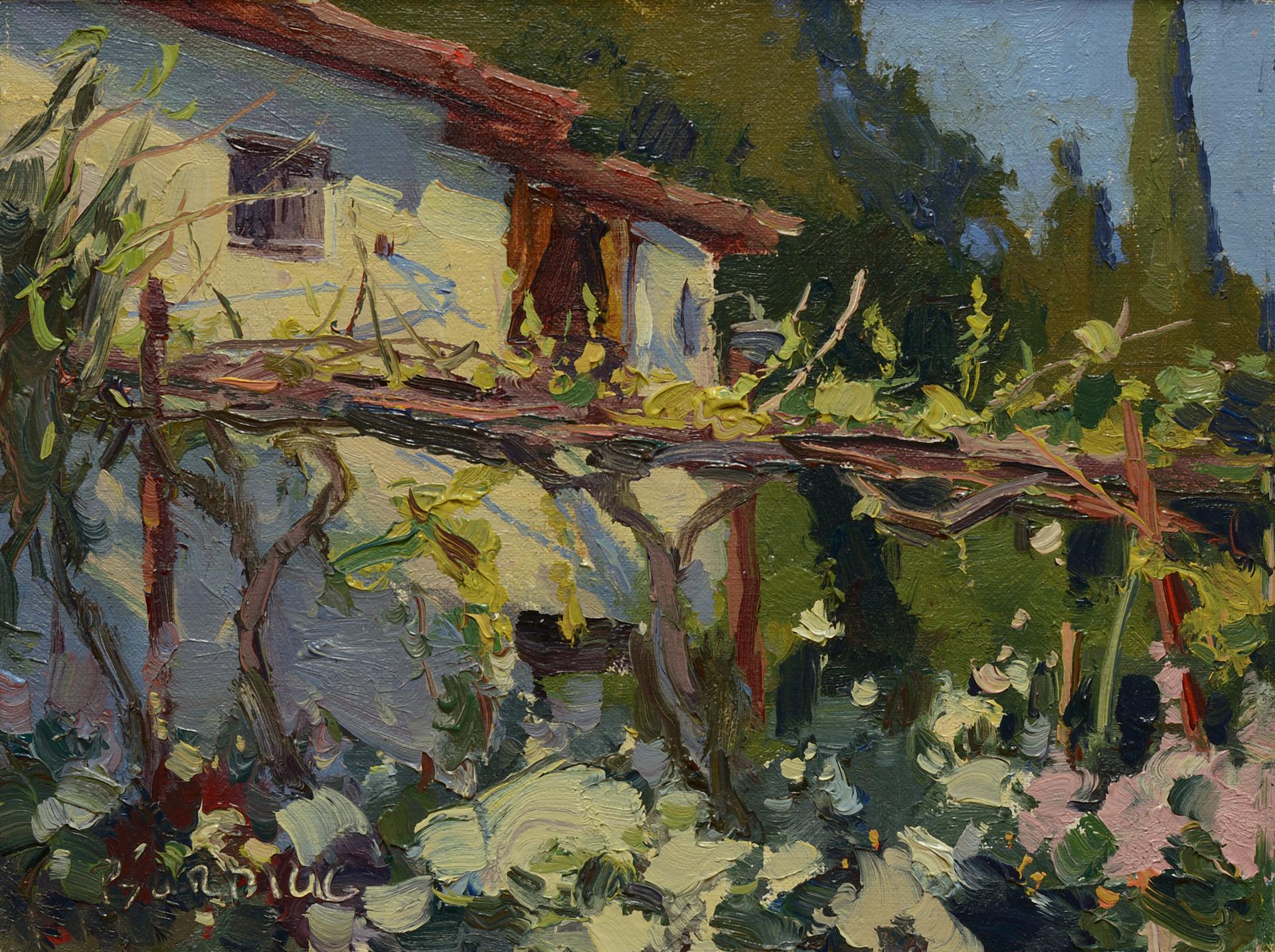 Vernon Lee Home by Scott Burdick