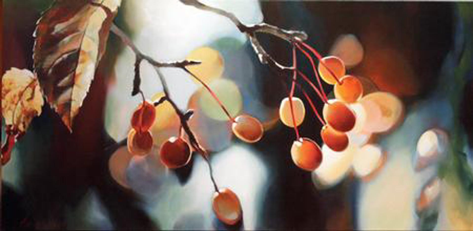 Crabapples for Motherwell by Rein Vanderhill
