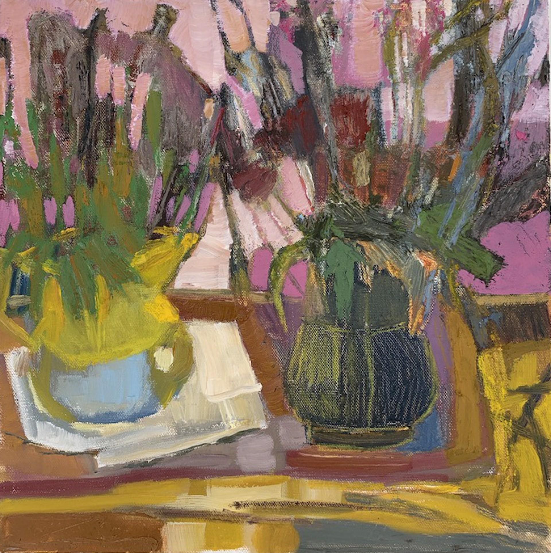 Still Life II by Maggie Shepherd