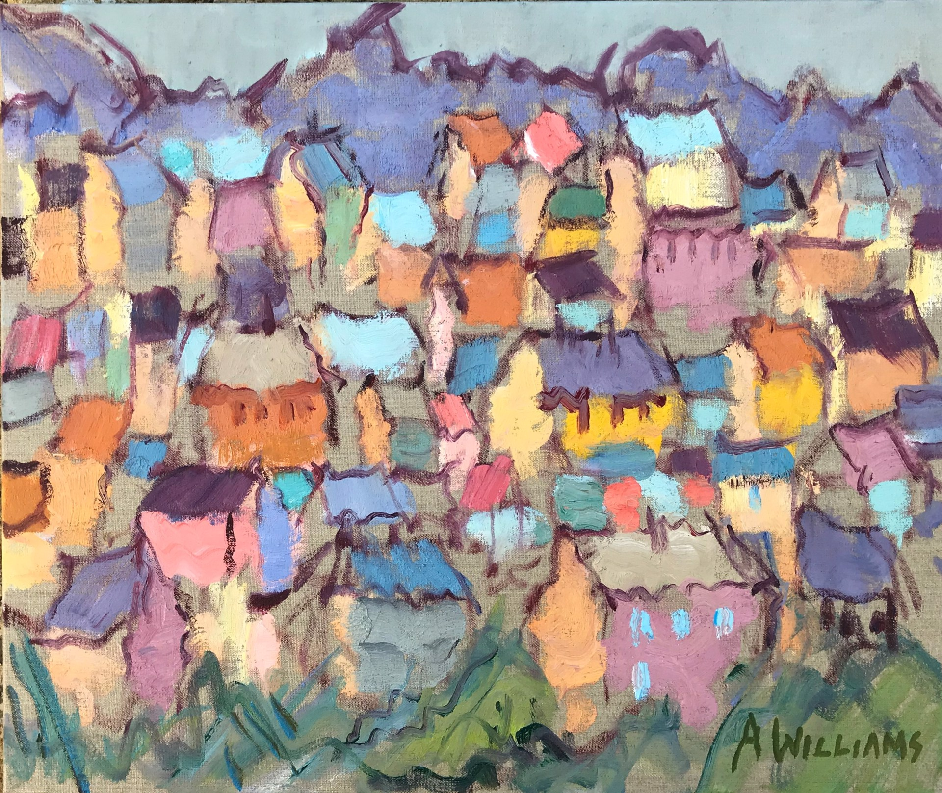 Gorde Colors by Alice Williams