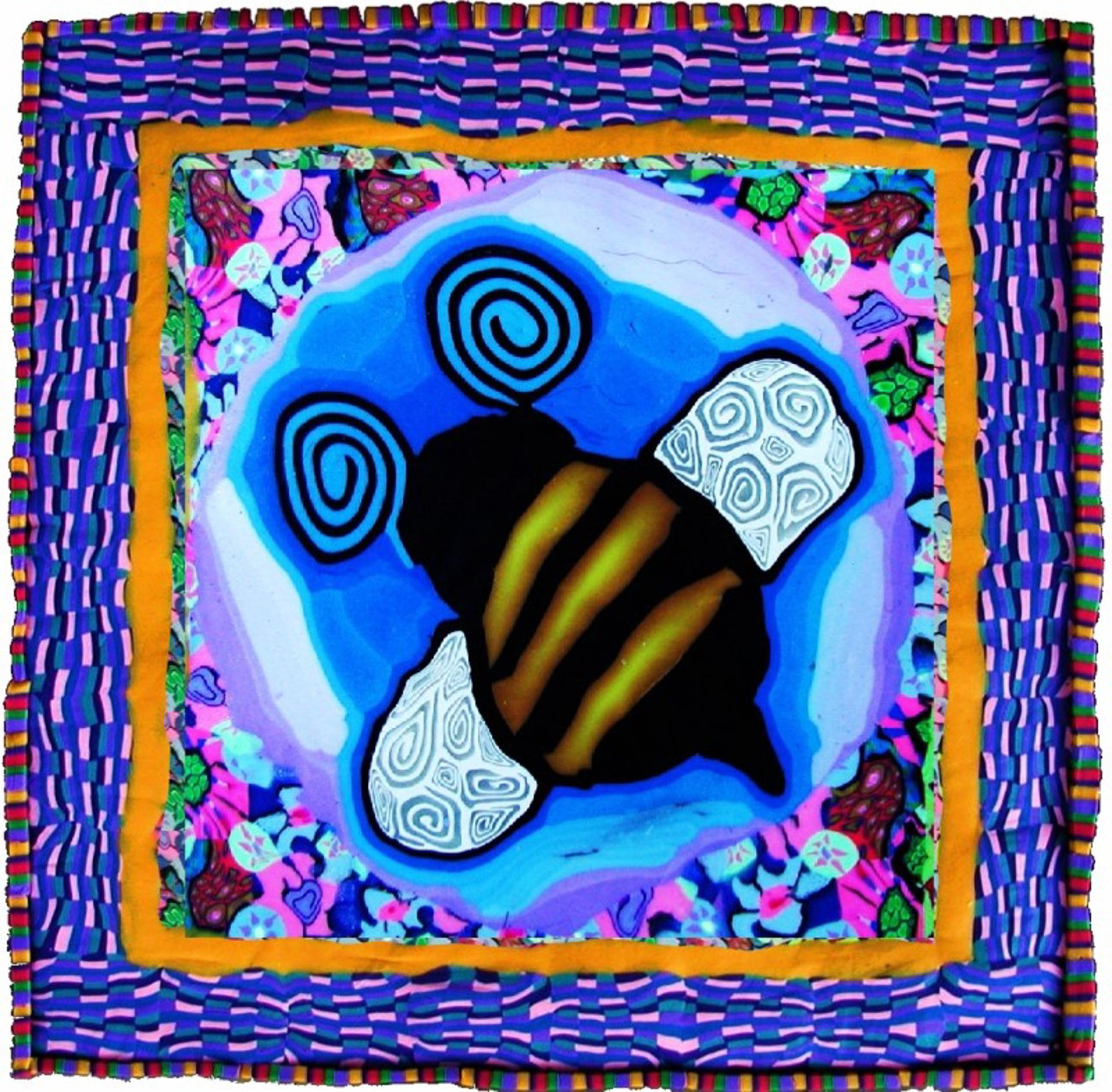 Bee by Samantha Long - Prints