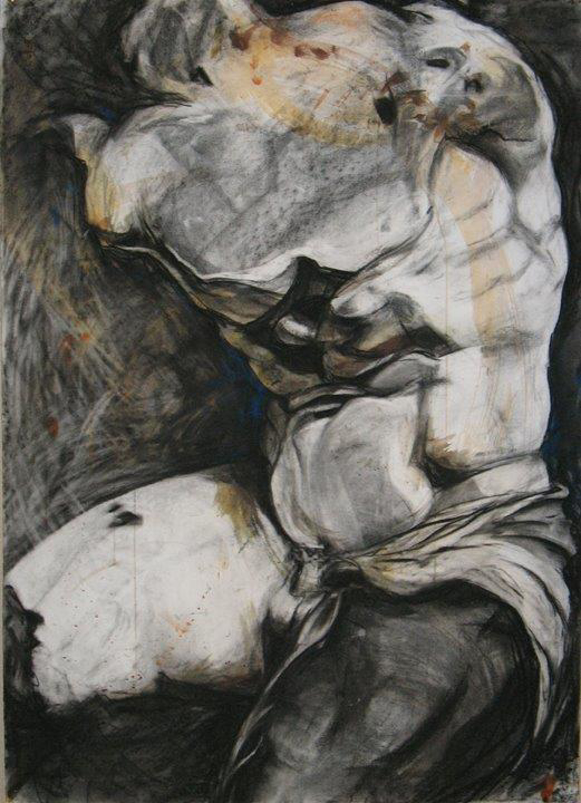 Belvedere Torso 1 Side by Lisa VanderHill