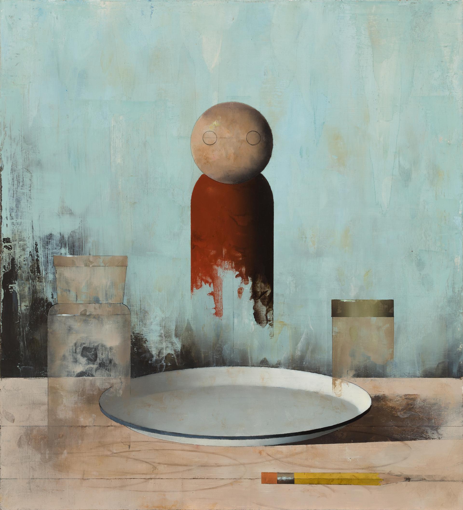 Little Apparition by Matthew Saba