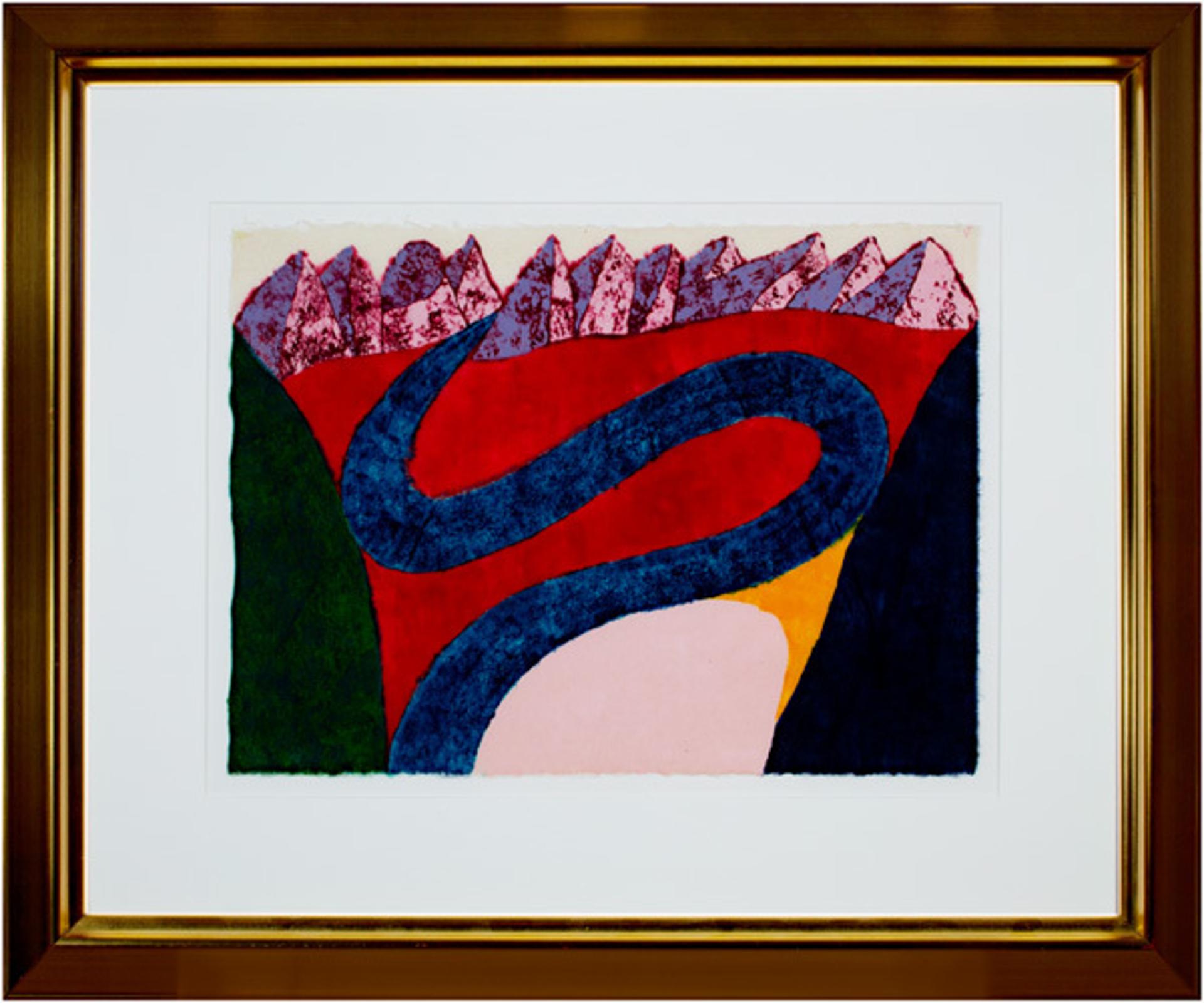 Dudh Kosi (Milk River) by Carol Summers