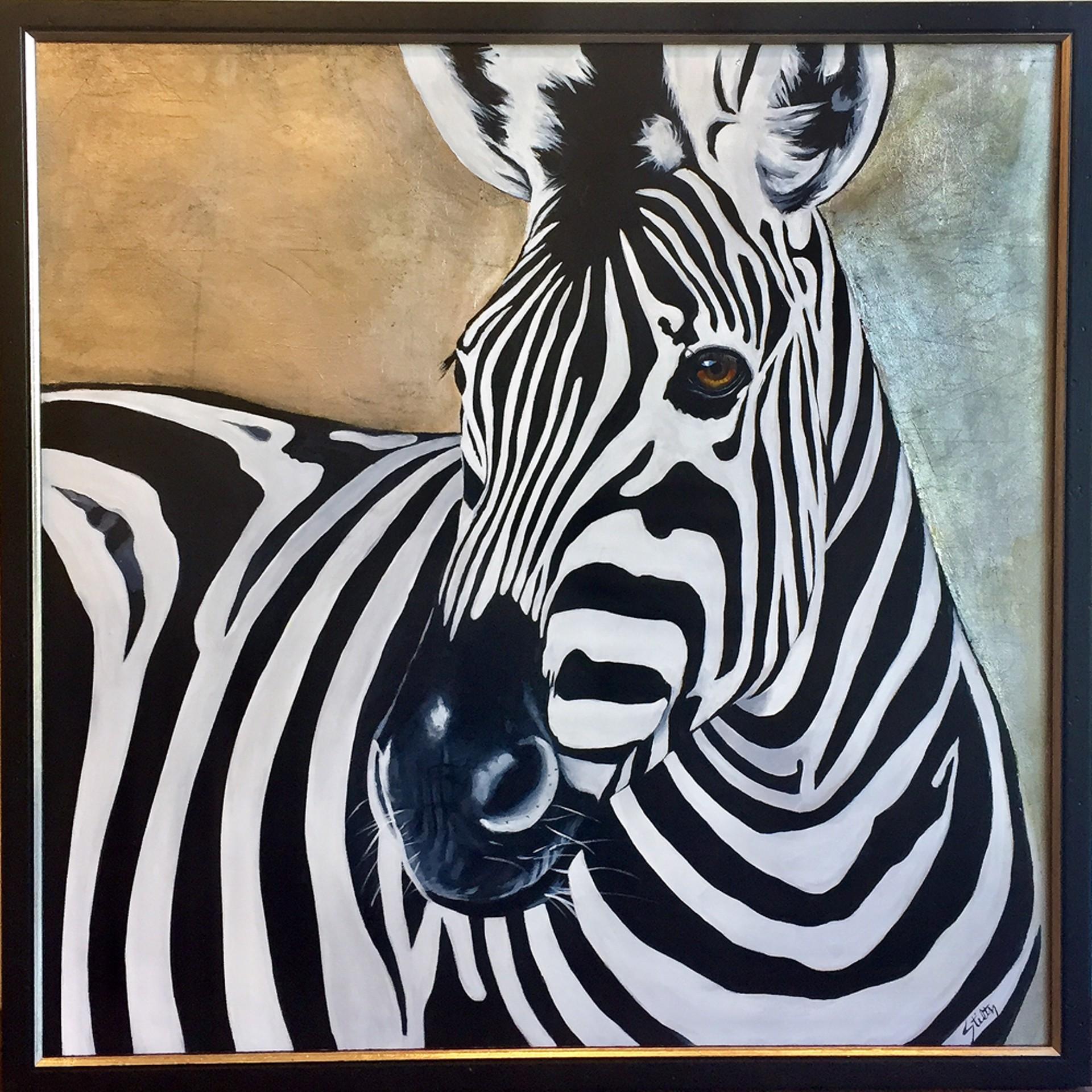 Zebra by Tom Stiltz