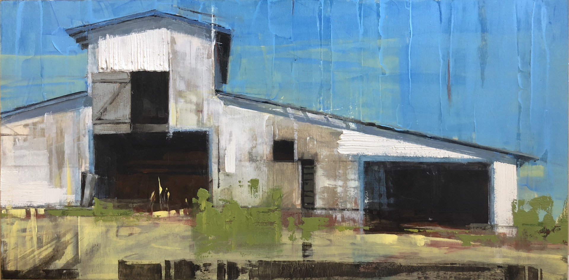 Barn Cadence by Stephanie Hartshorn