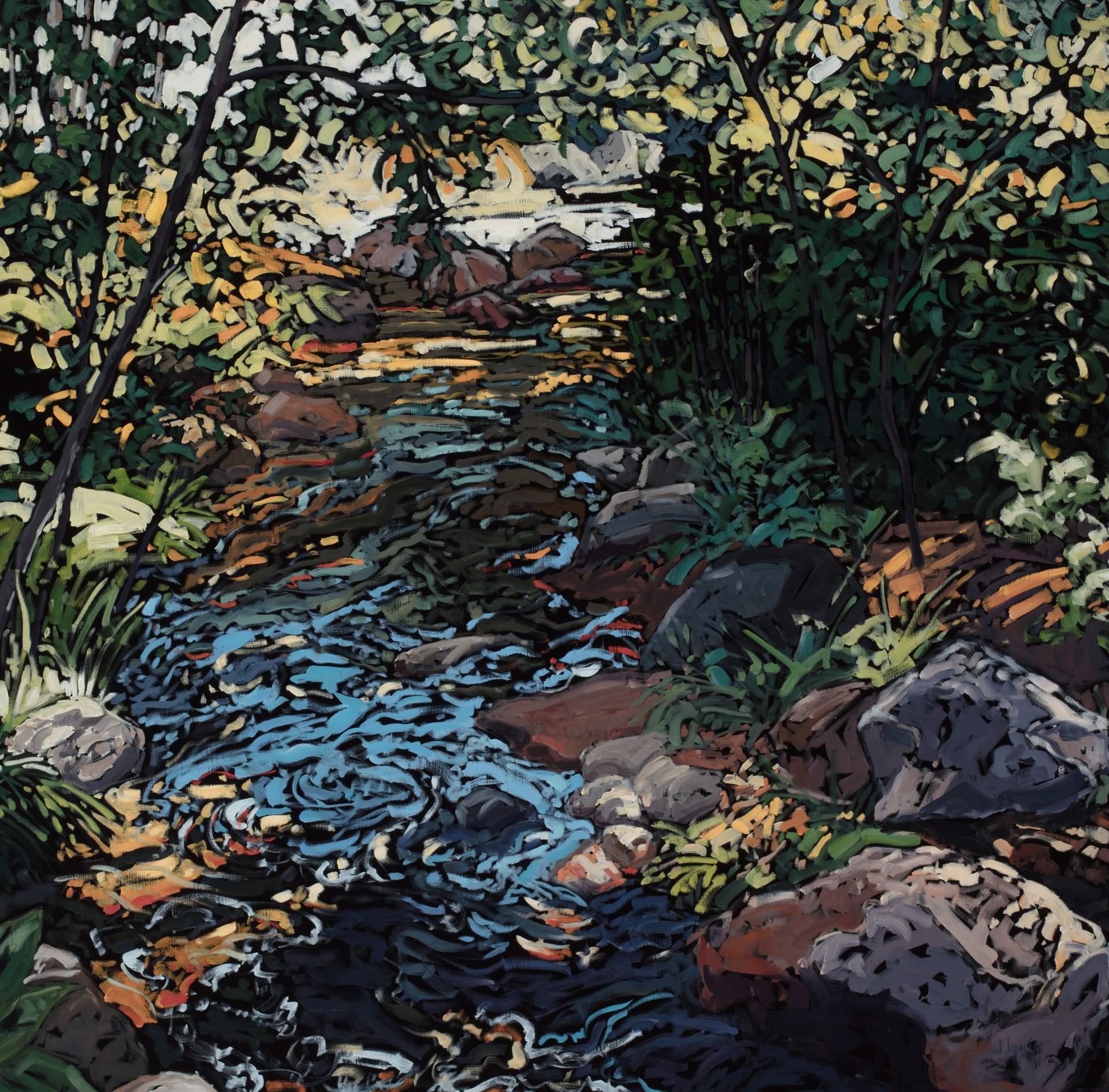 Autumn Rhapsody by Deb Komitor