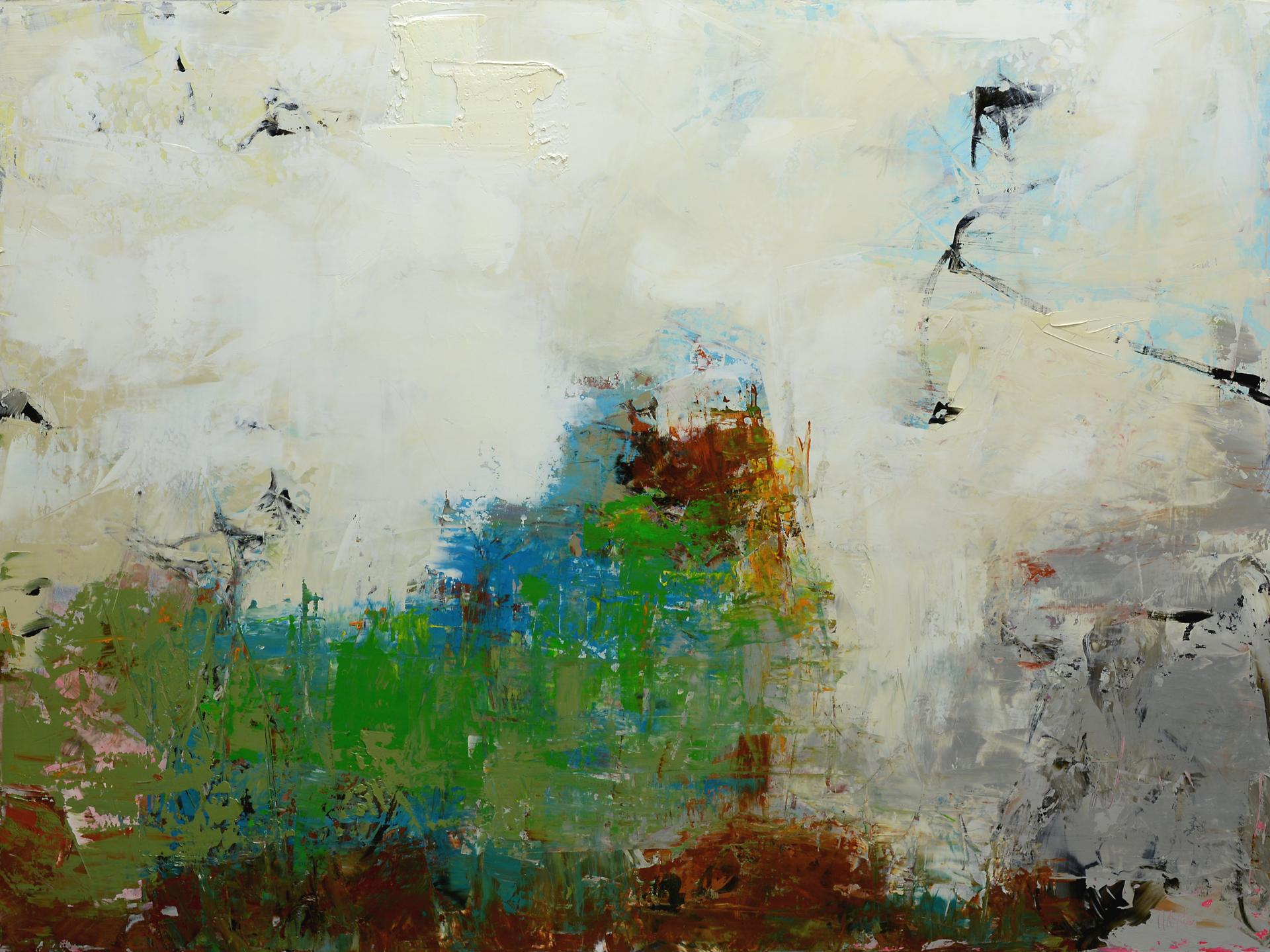 Summer Marsh by Nicole Hyde