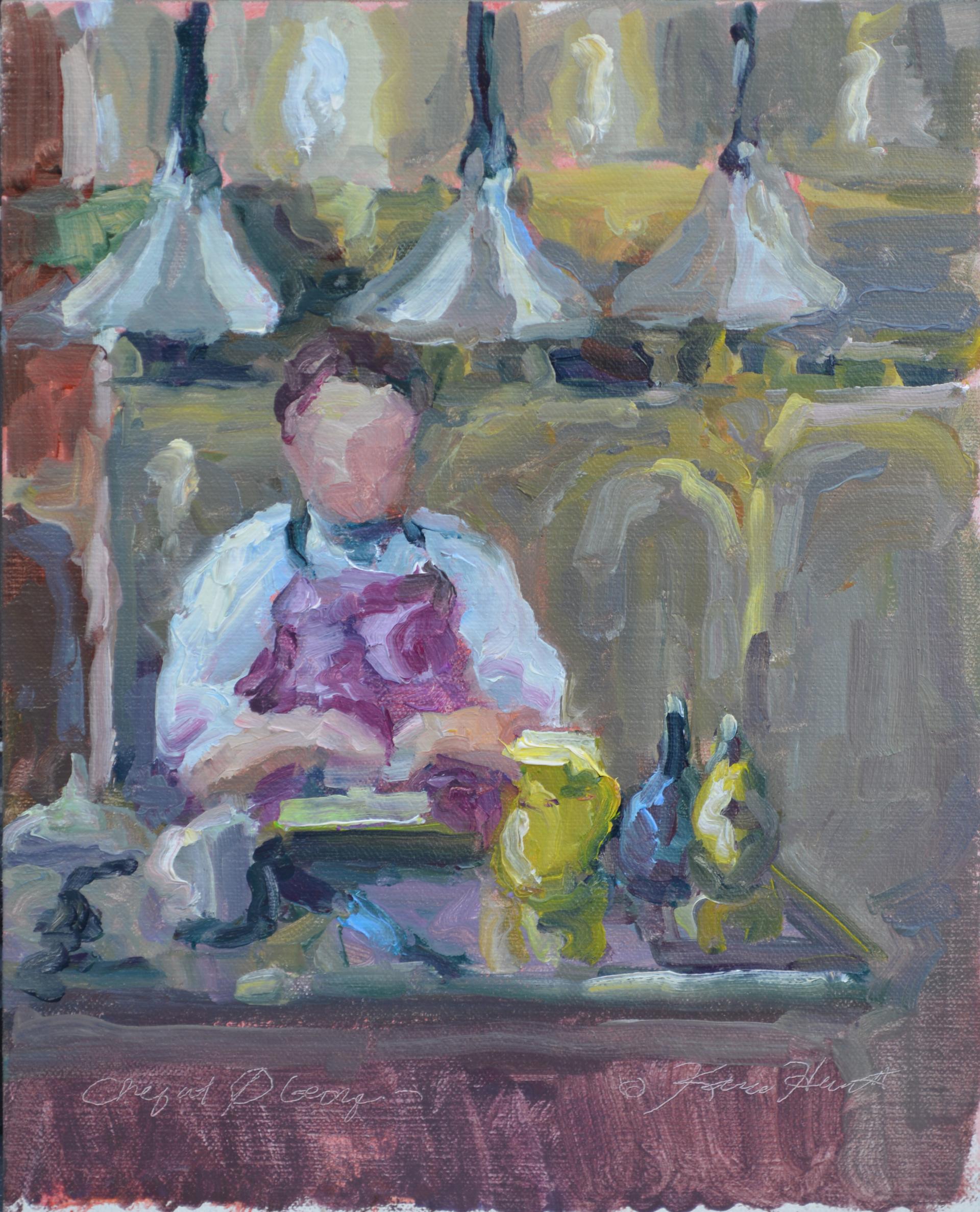 Chef Zero George by Karen Hewitt Hagan