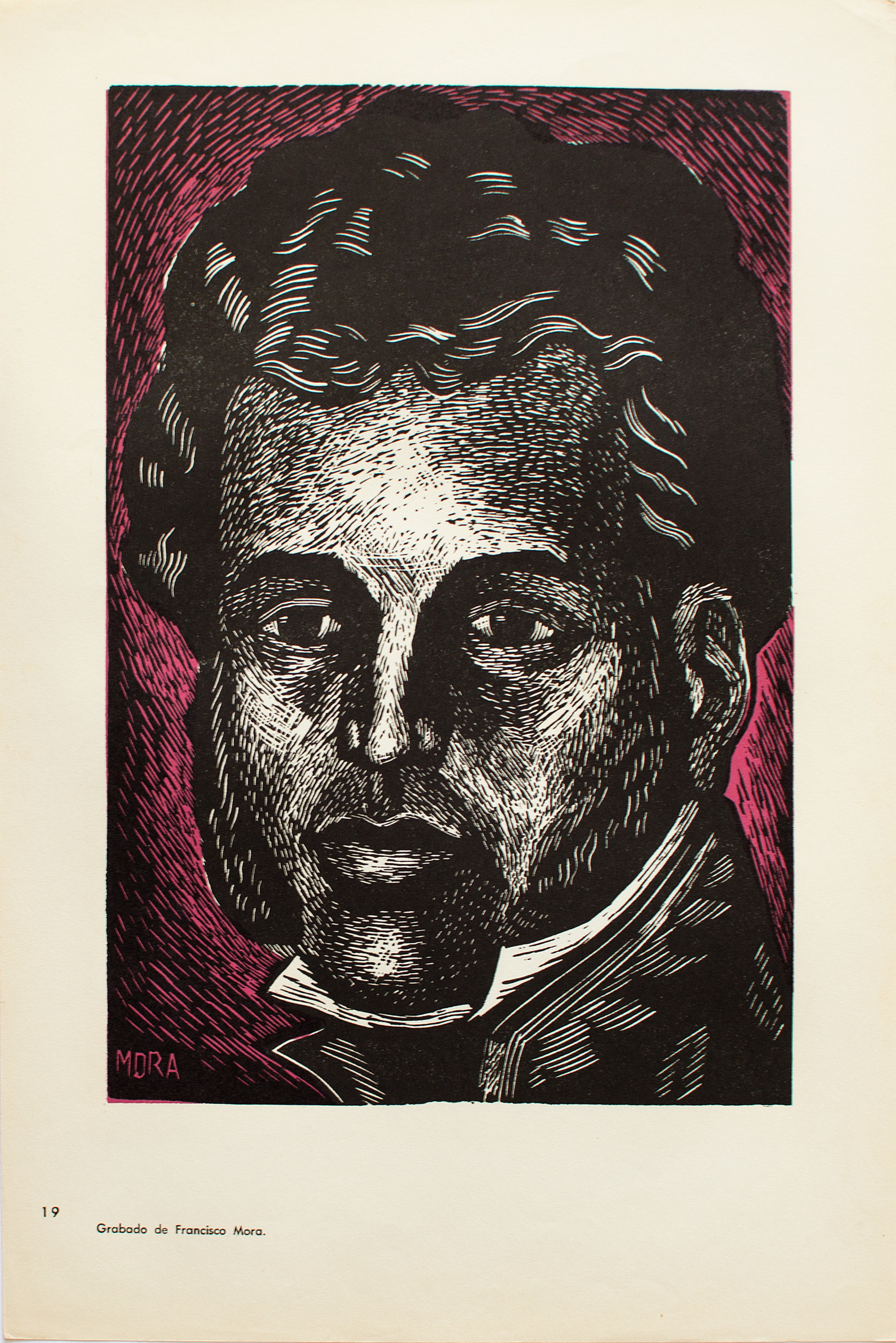 Vicente Guerrero by Francisco Mora (1922 - 2002)