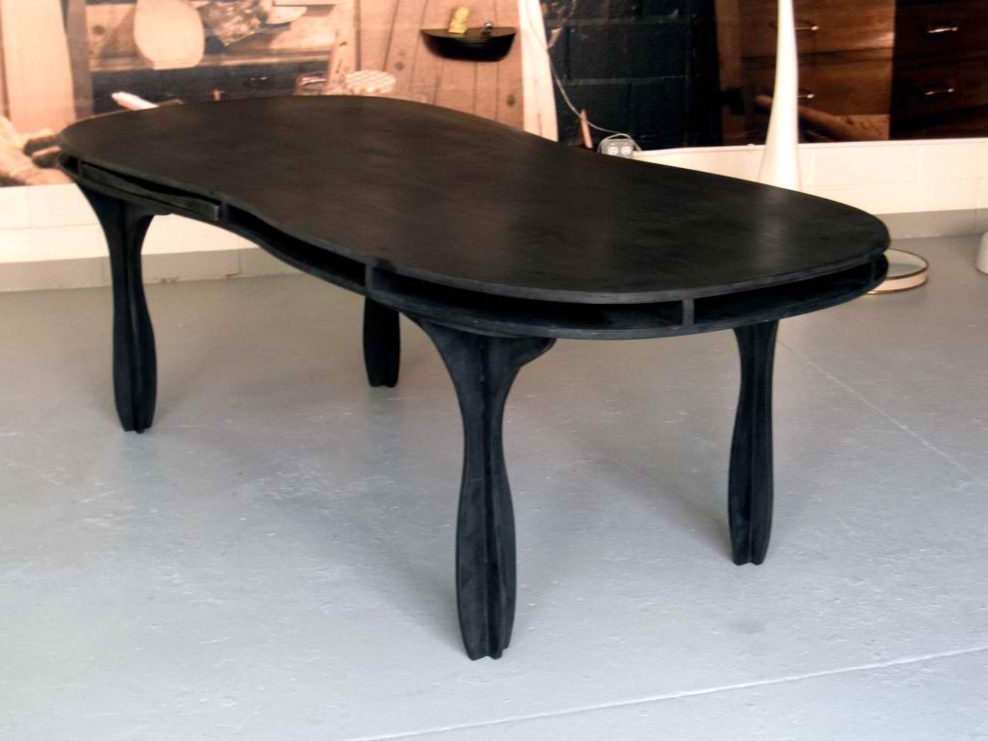 """Markus"" Desk  by Jacques Jarrige"