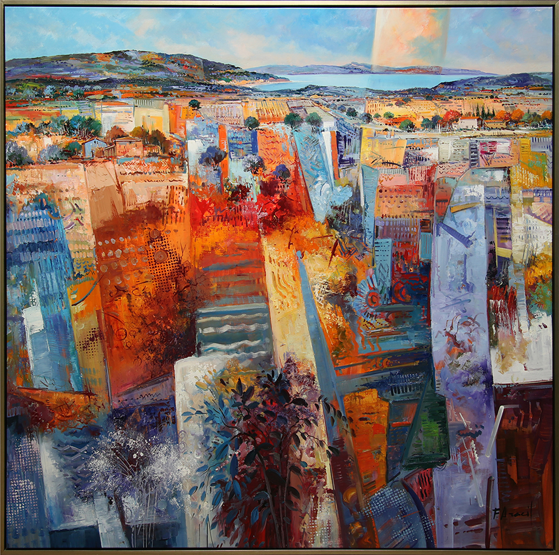 Of Land and Sea by Fernando Aracil