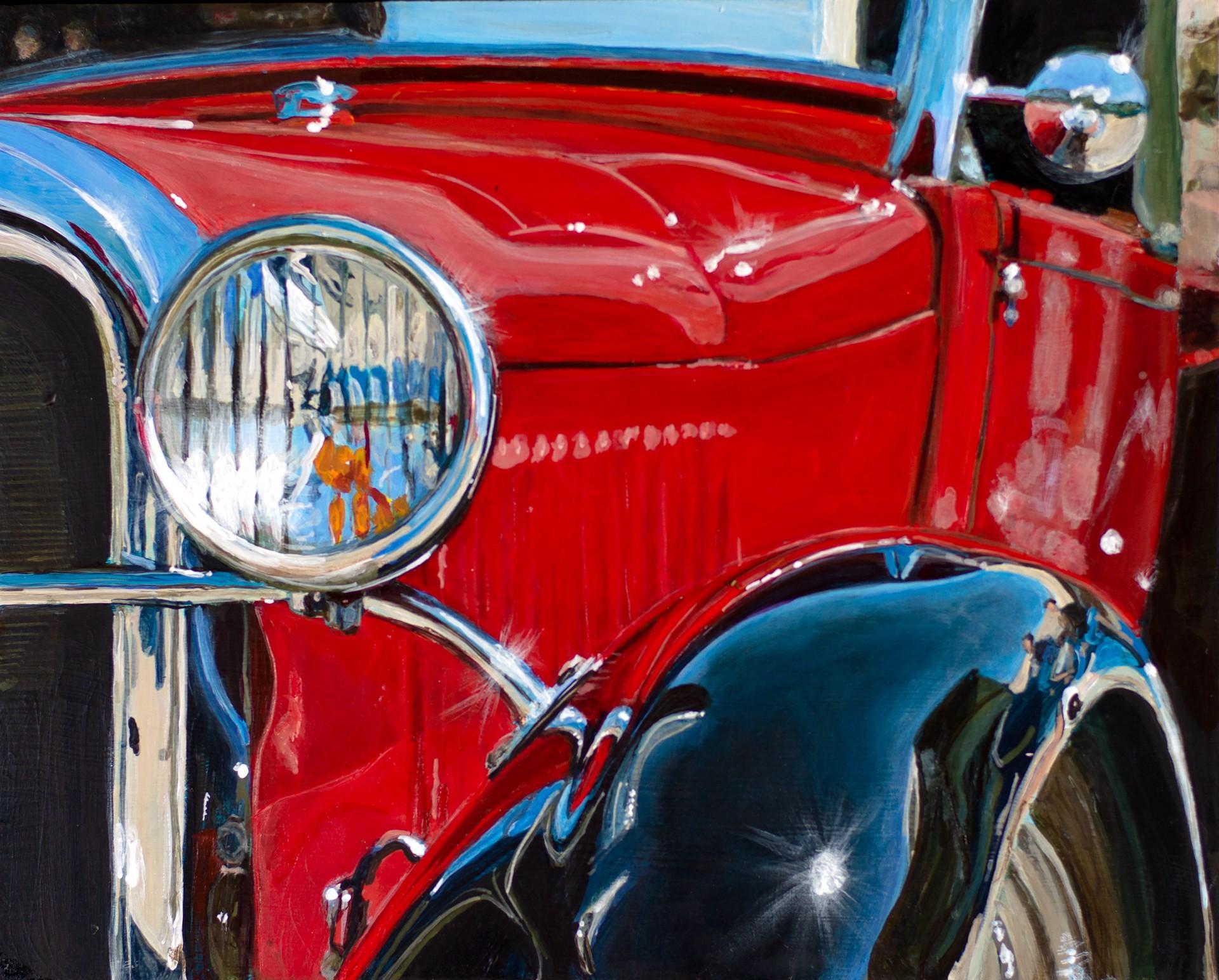 1930 Ford Model A by Shan Fannin