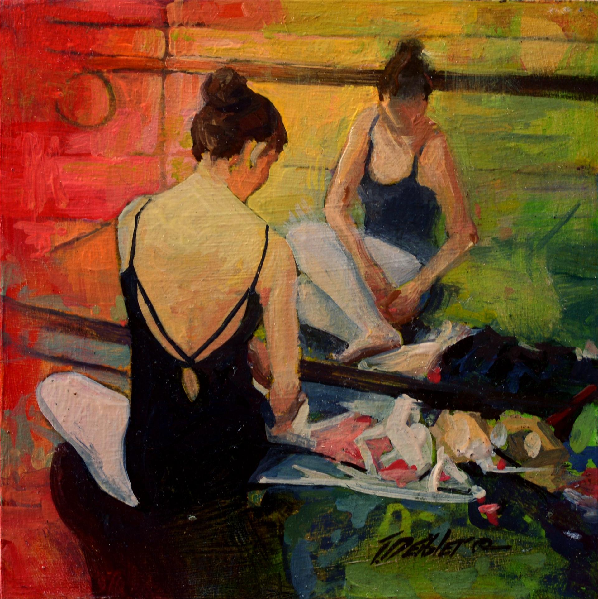 Studio Reflections by Tim Deibler