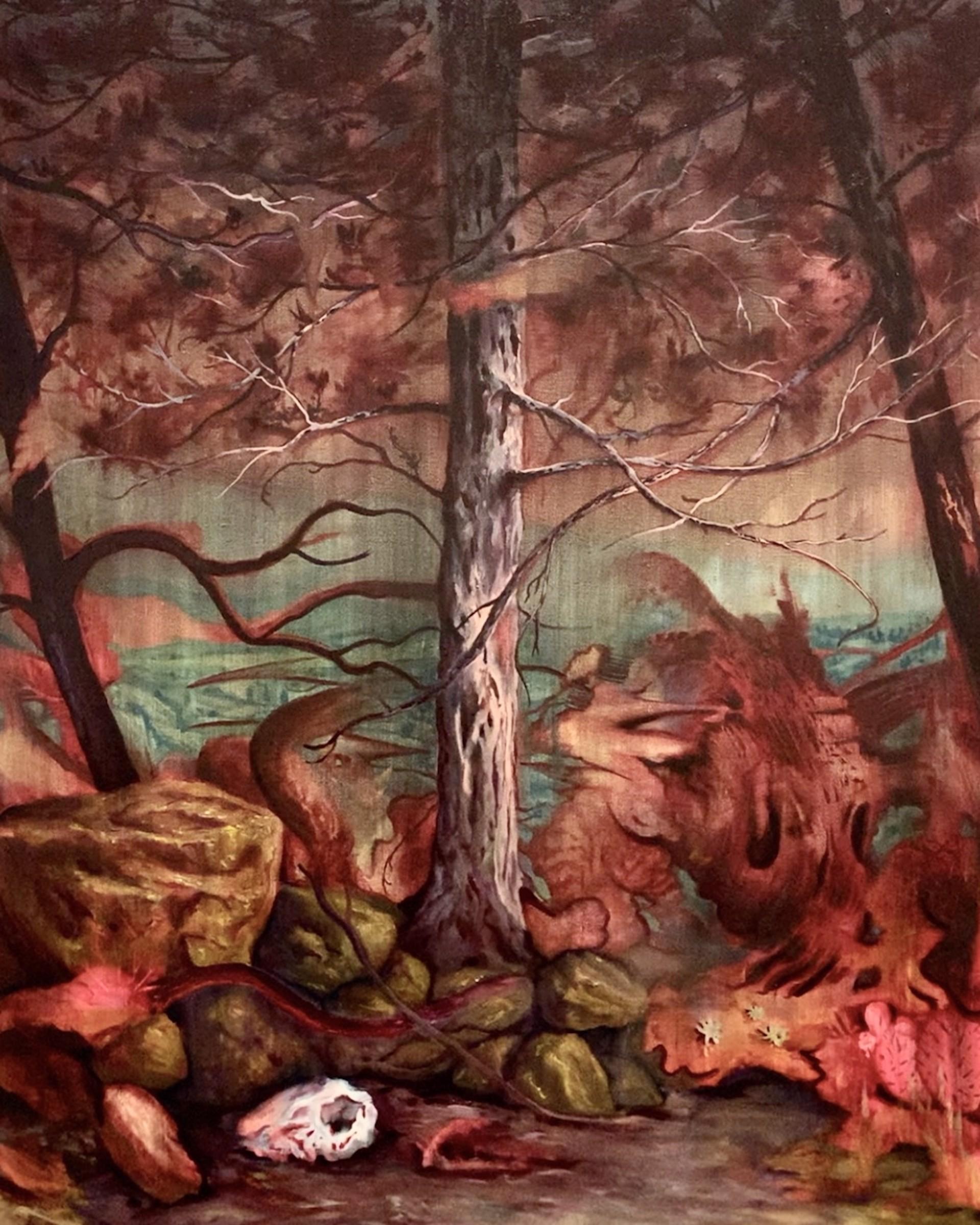 Hallucination Tree by Fabricio Suarez