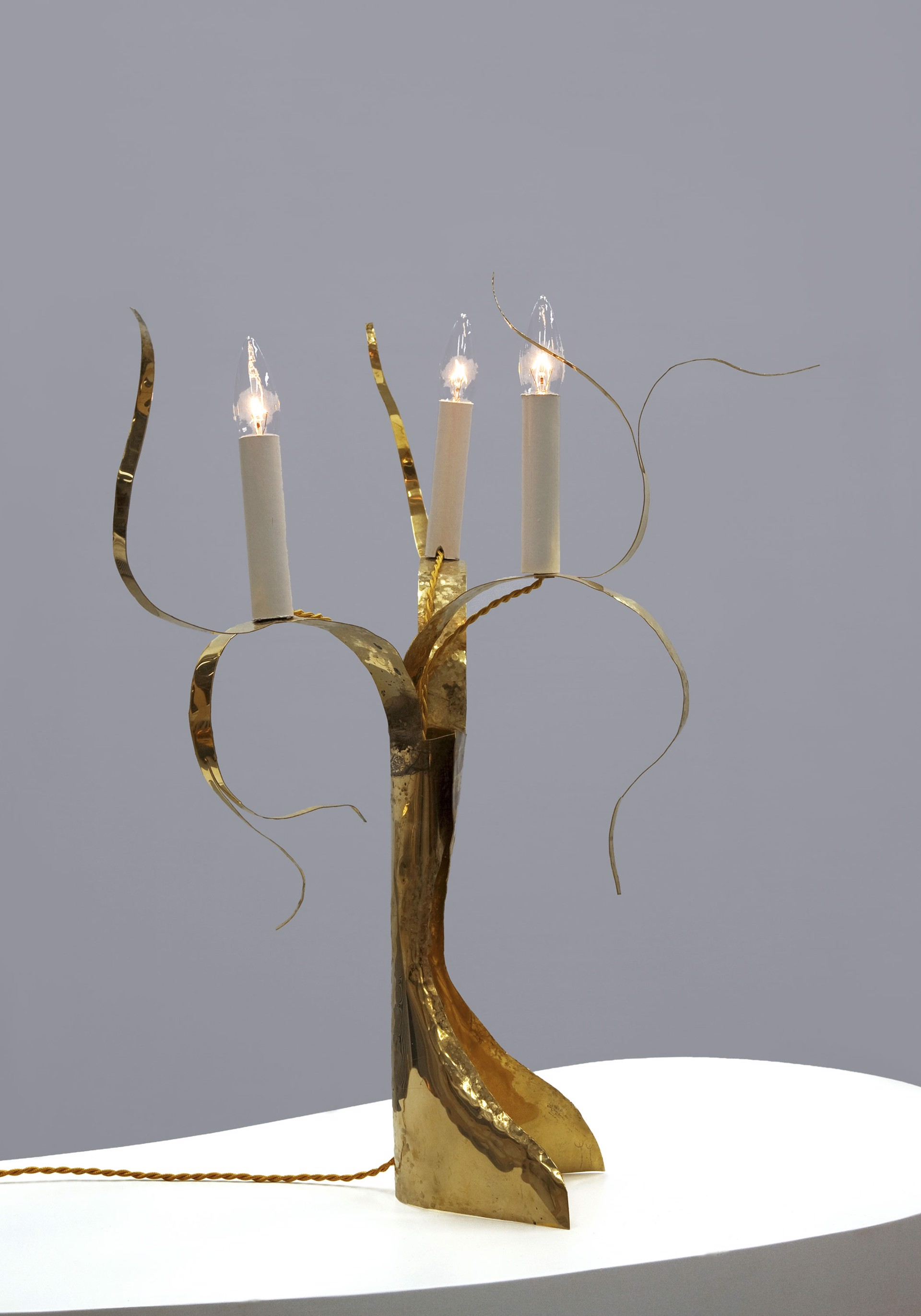 """""""Fiori"""" Table lamp  by Jacques Jarrige"""