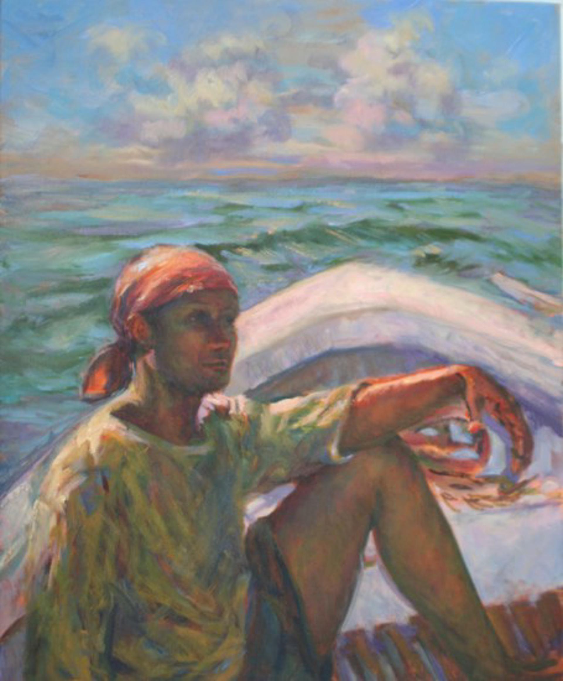 At Sea by Beth McLean
