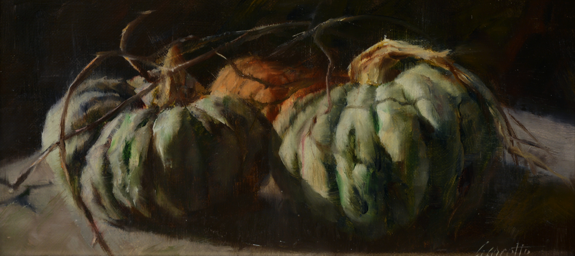 Fall Still Life III by Ann Gargotto