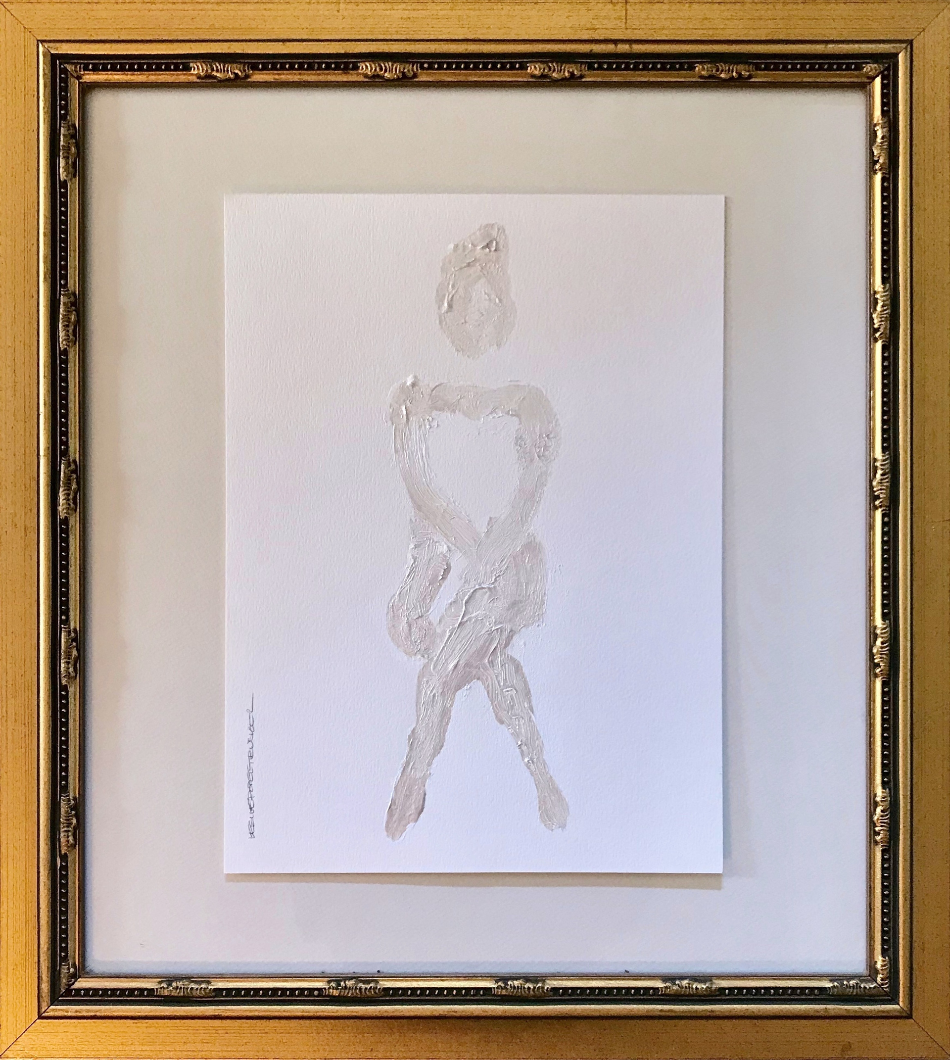 Figure No. 124 by Leslie Poteet Busker