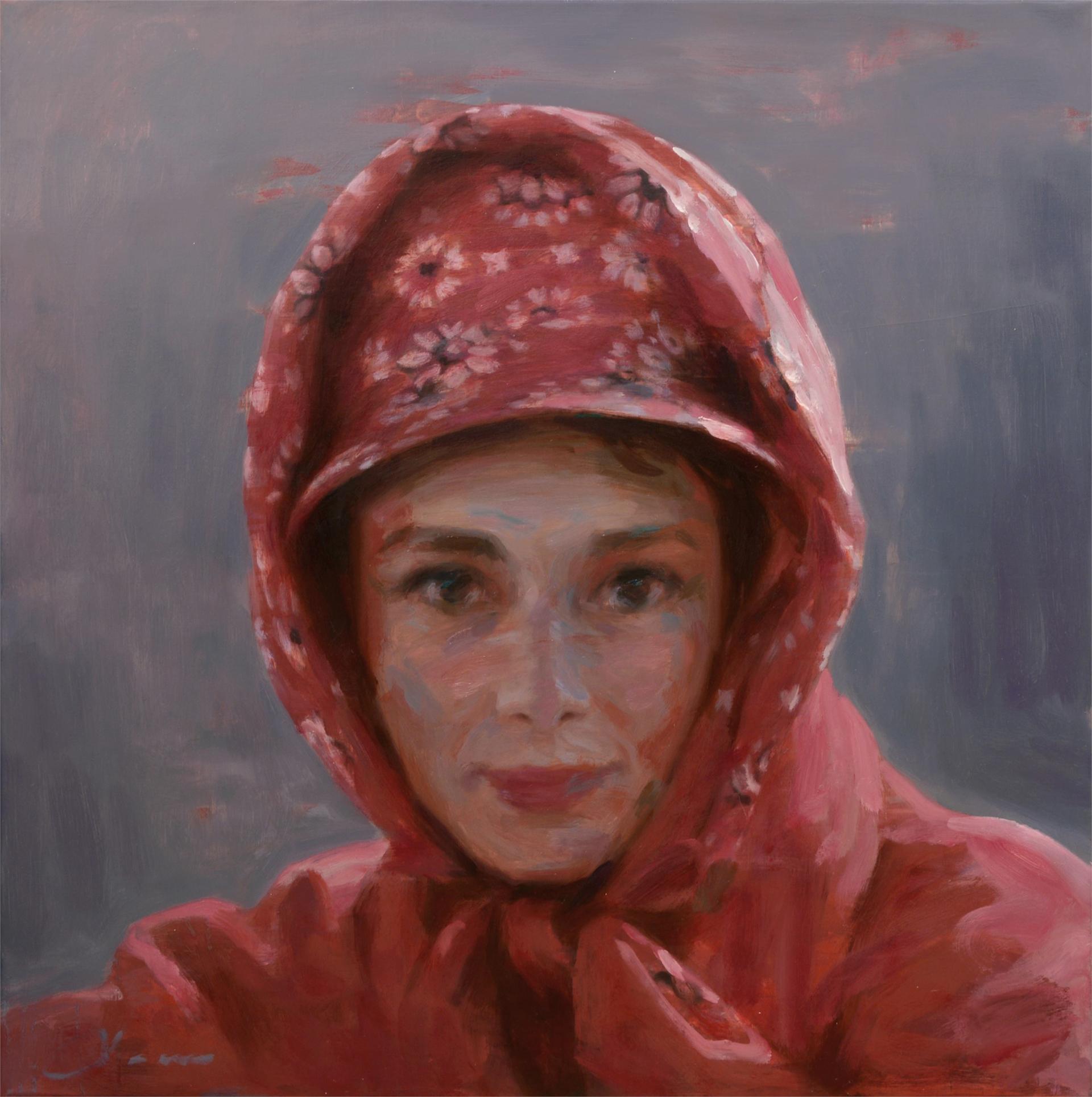 Audrey by Vincent Xeus