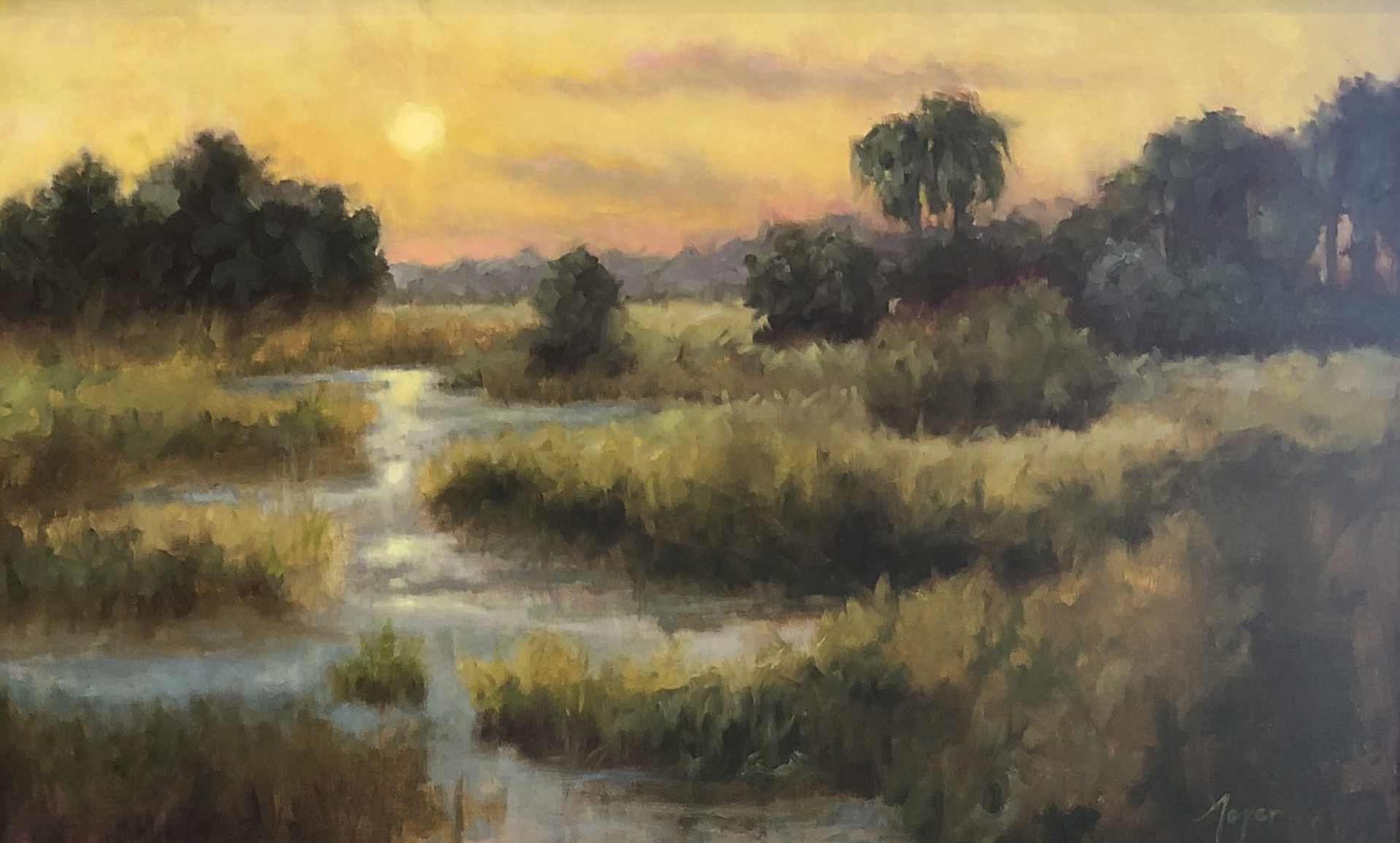 Lemon Light by Laurie Meyer
