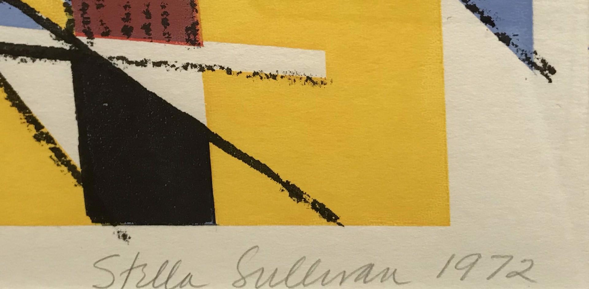 Summer Houses by Stella Sullivan Prints