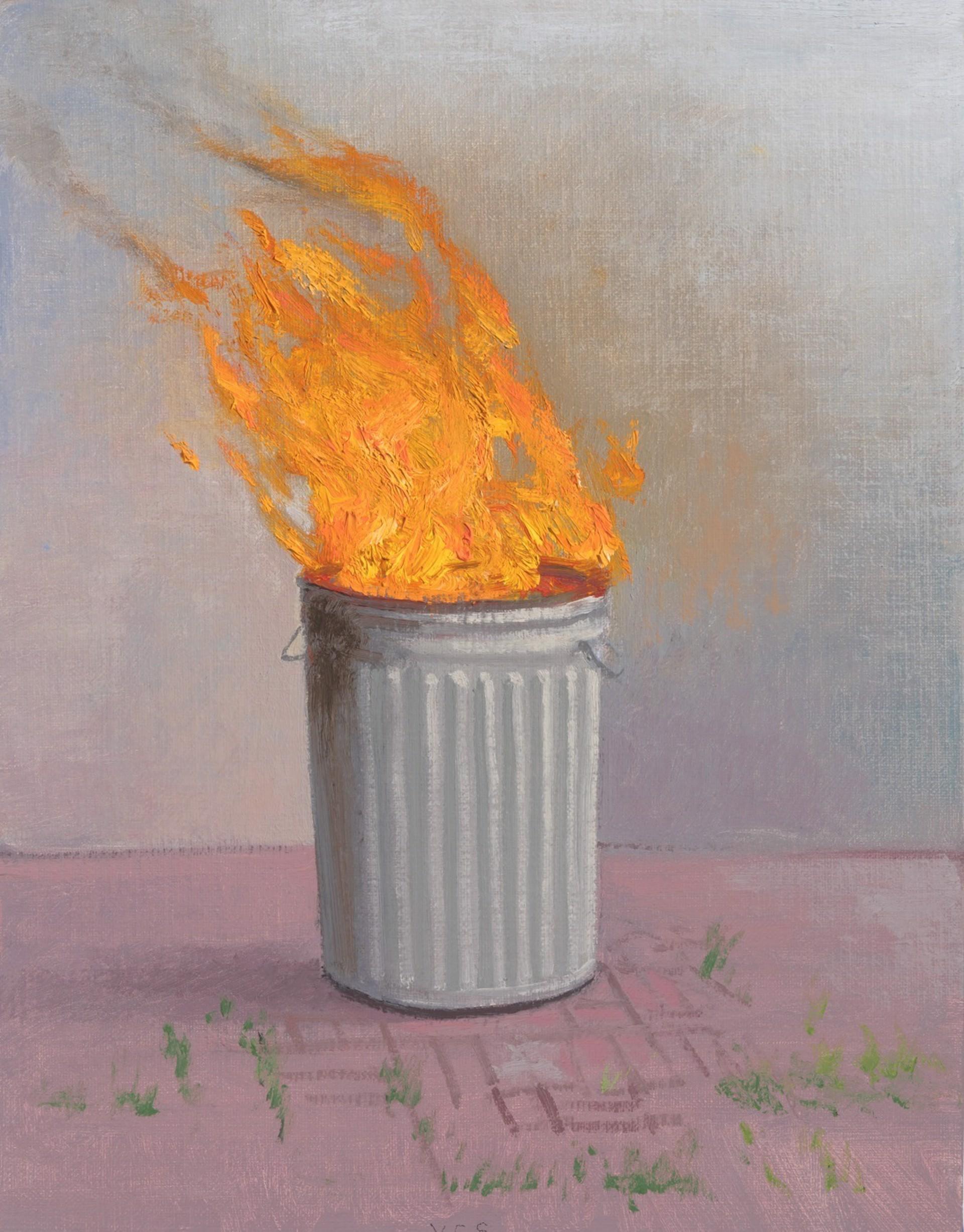 Trashfire III by Vonn Cummings Sumner