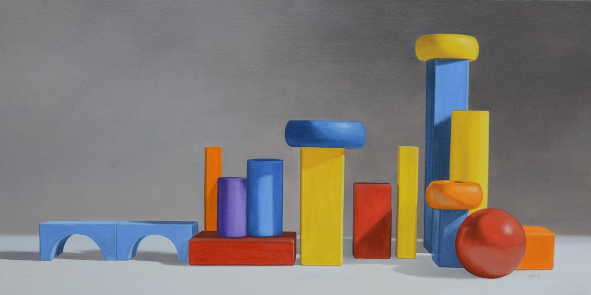 Skyline by Jim Molloy