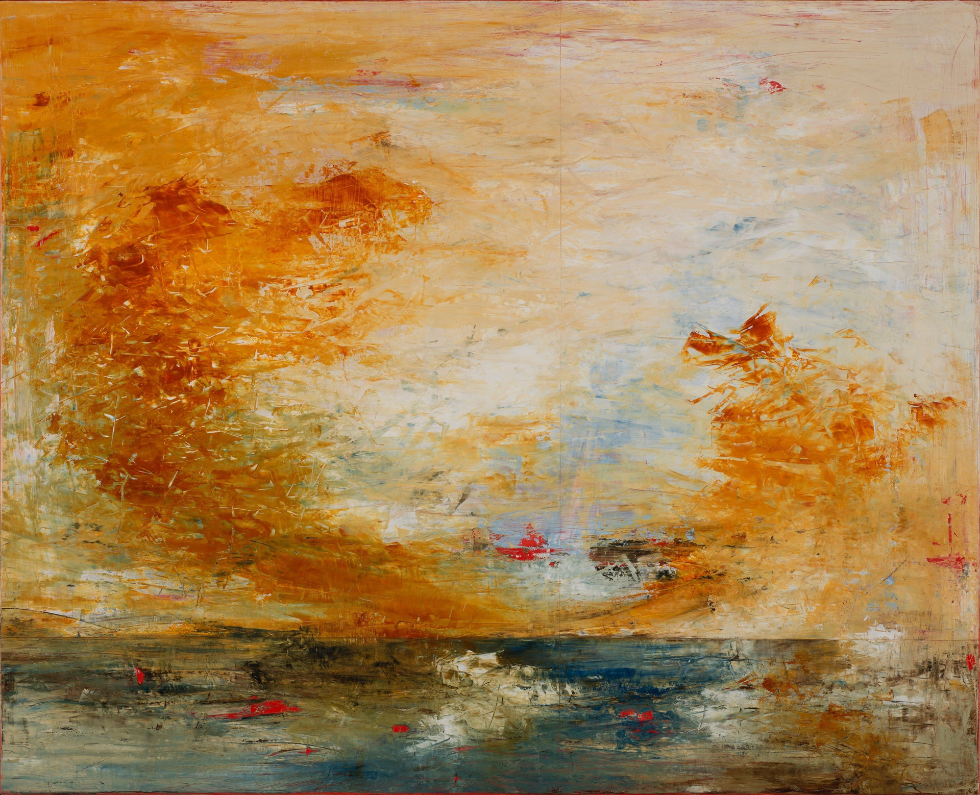 In the Morning Light No. 5 by Peter Burega (b. 1965)