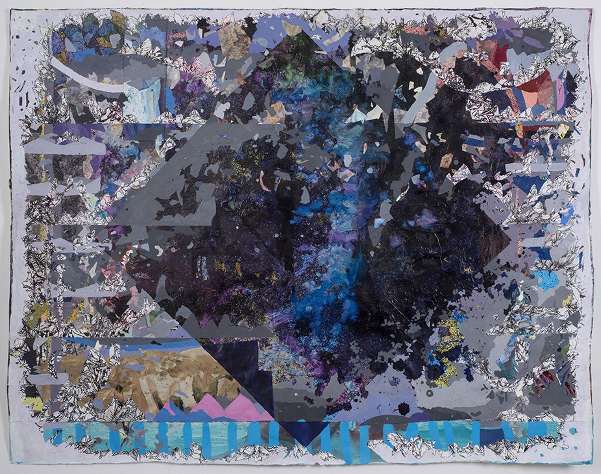 Dunhuang 4 by Katherine Tzu Lan Mann