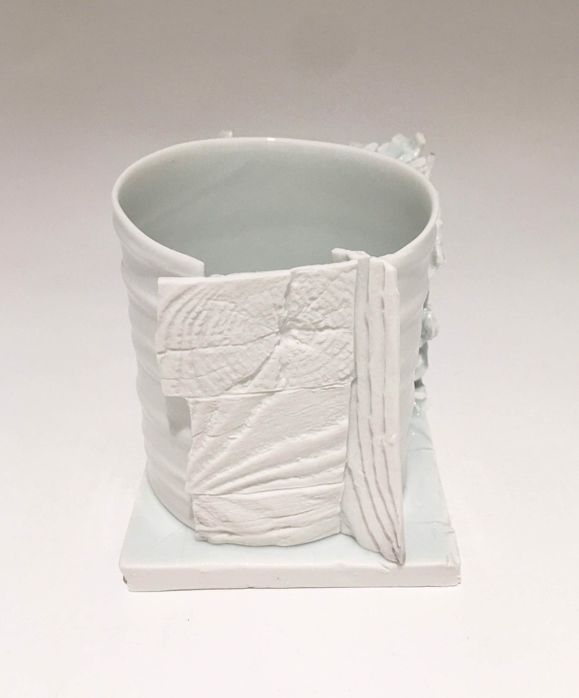Cup on Stand 3 by Bryan Hopkins