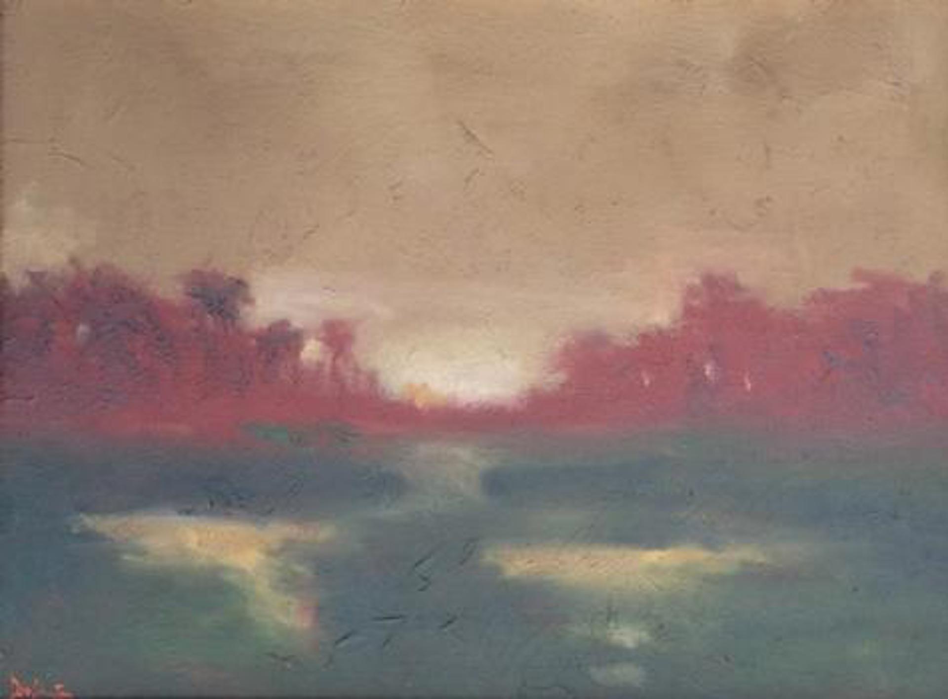 Red Horizon by Jim Darlington