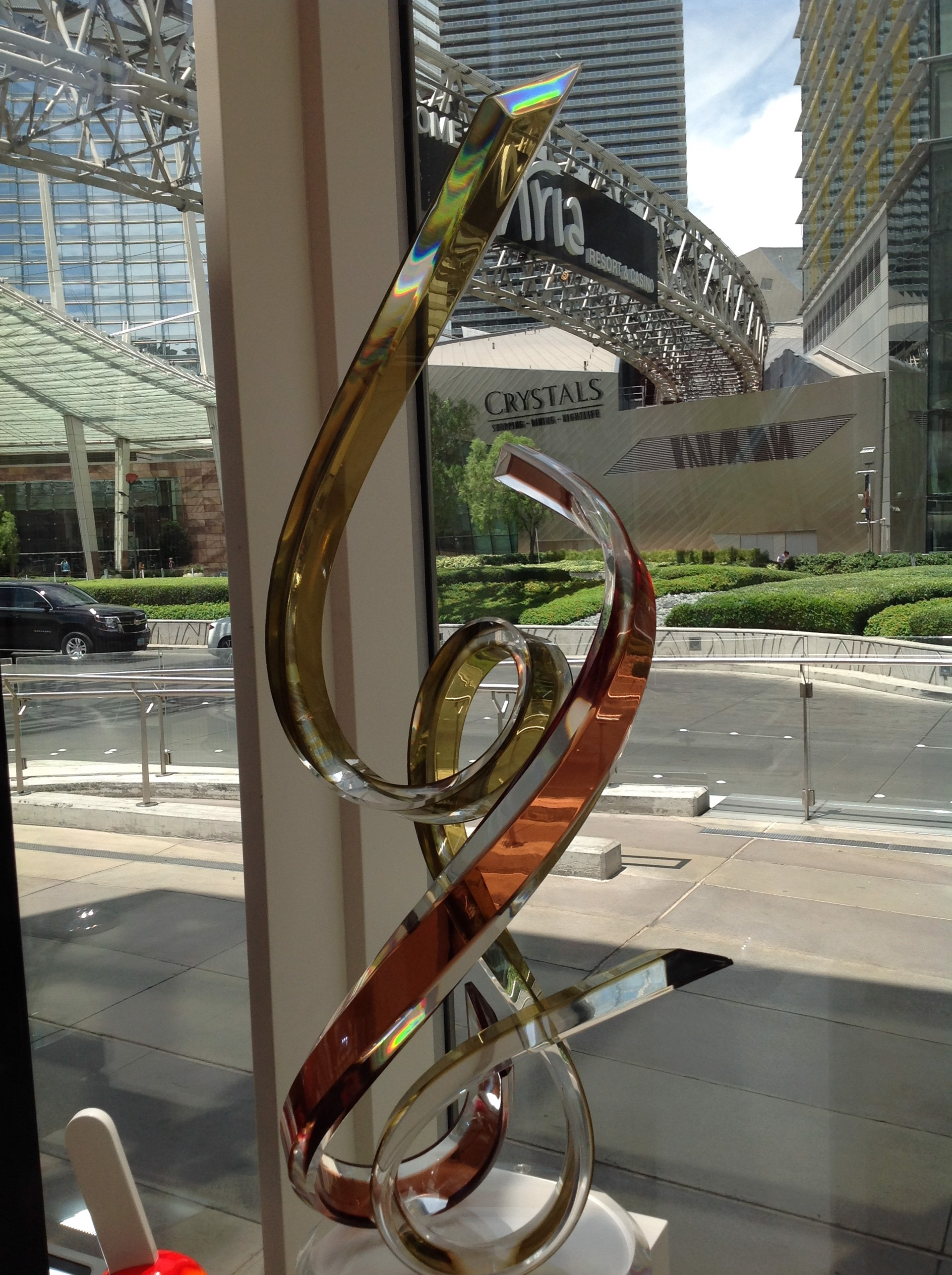 Bronze Twist by EB Studios