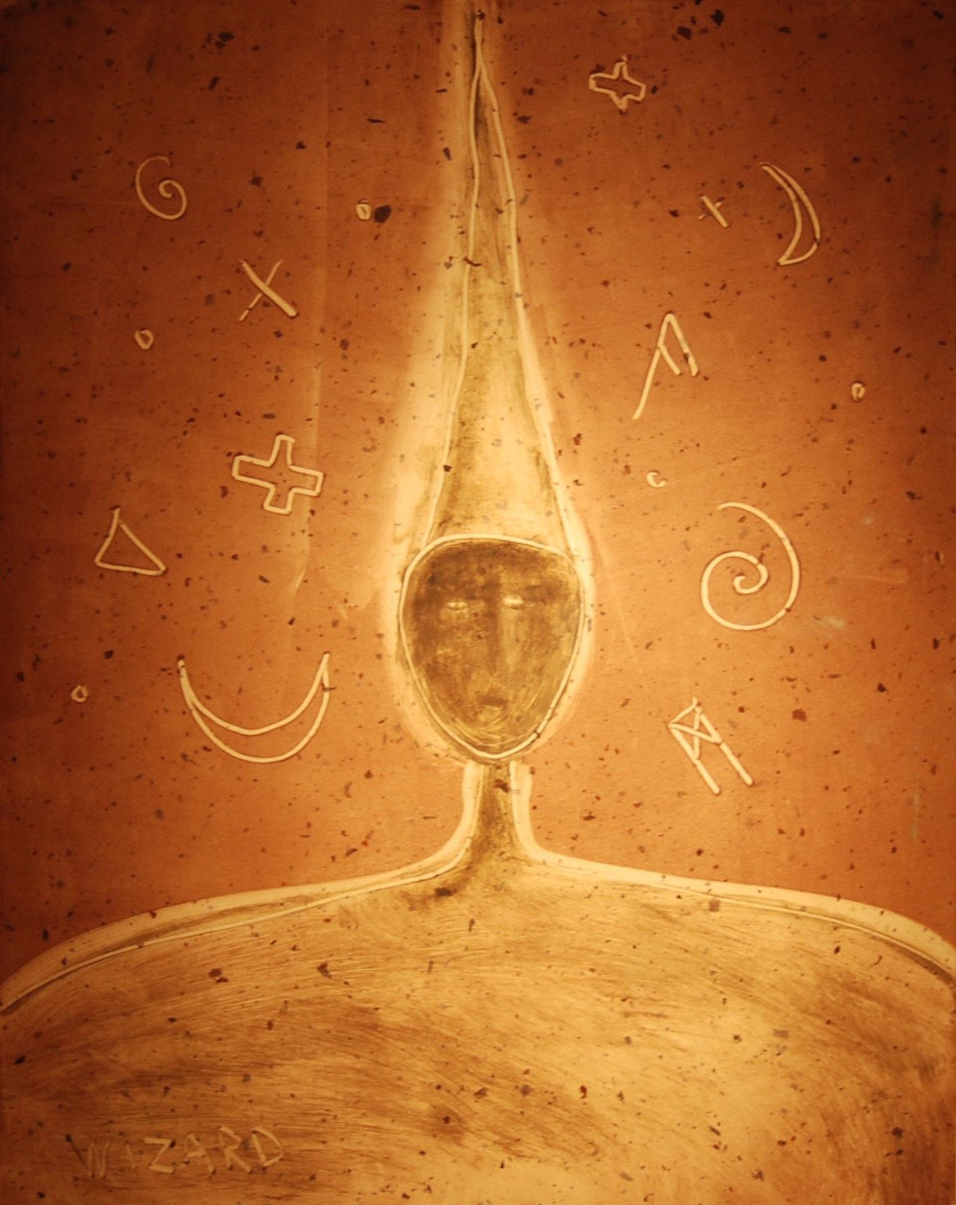 Wizard Dreams - Unframed by Carole LaRoche
