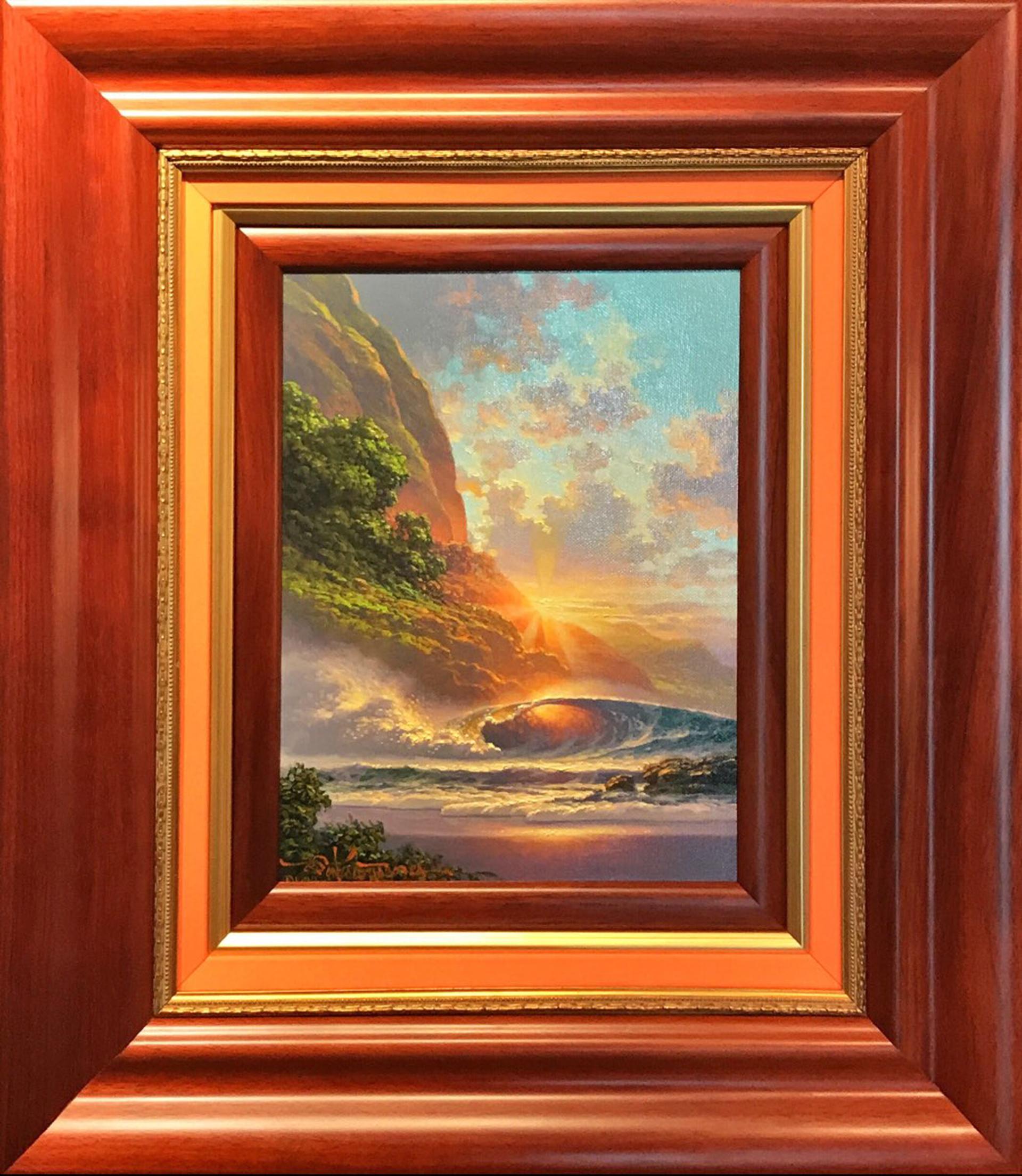 Break of Dawn by Roy Tabora